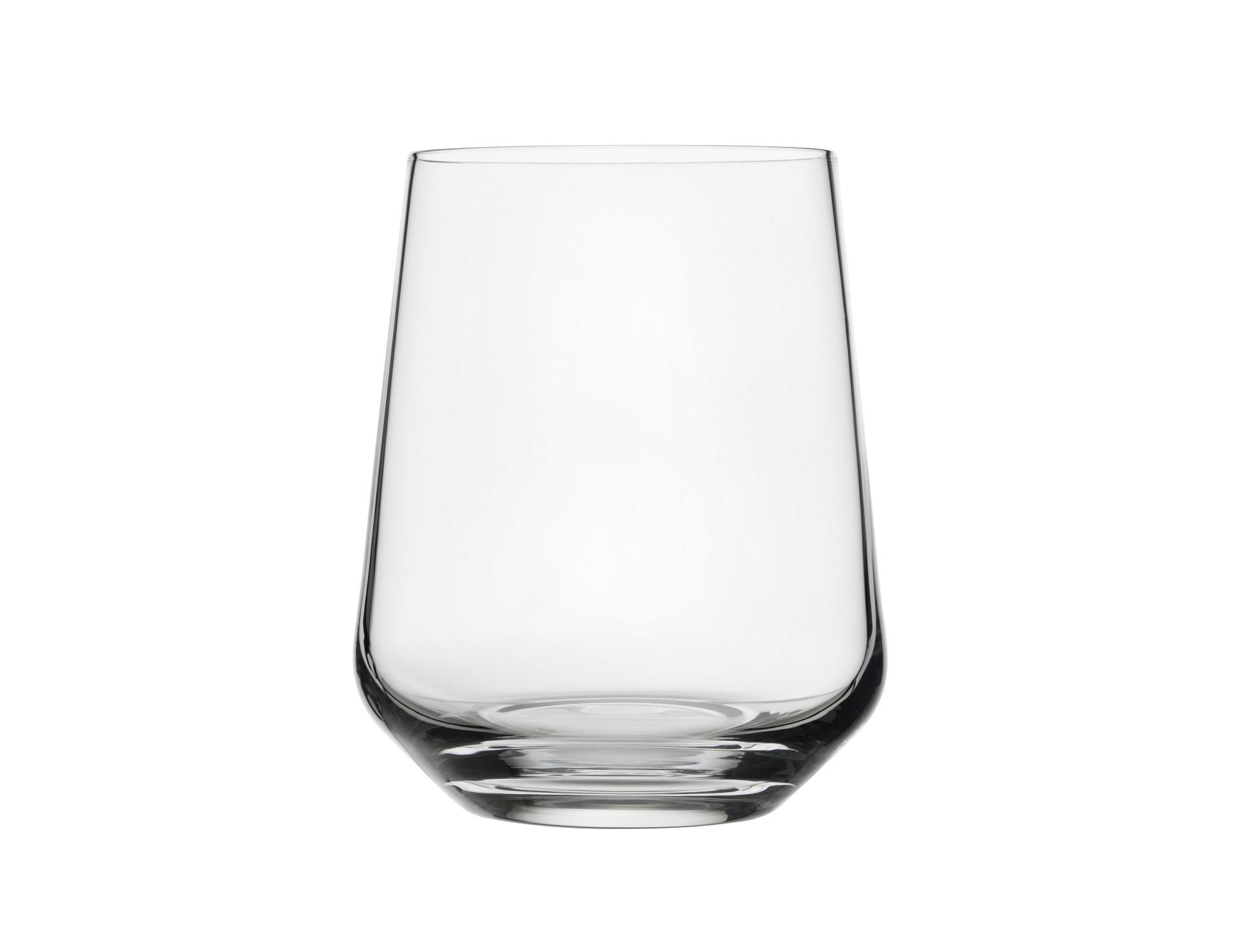 Стакан Essence (2 шт)Стаканы<br>Серия Essence - это серия бокалов для всех видов алкоголя. Вместе они создают прекрасный вид на обеденном столе. Из бокалов данной серии невероятно приятно пить!<br><br>Material: Стекло<br>Ширина см: 8<br>Высота см: 10<br>Глубина см: 17