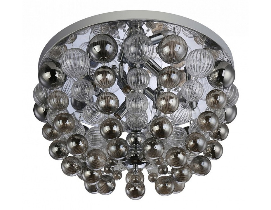 Накладной светильник MallorcaПотолочные светильники<br>&amp;lt;div&amp;gt;Вид цоколя: E14&amp;lt;/div&amp;gt;&amp;lt;div&amp;gt;Мощность: &amp;amp;nbsp;60W&amp;lt;/div&amp;gt;&amp;lt;div&amp;gt;Количество ламп: 8 (нет в комплекте)&amp;lt;/div&amp;gt;<br><br>Material: Металл<br>Height см: 36<br>Diameter см: 60