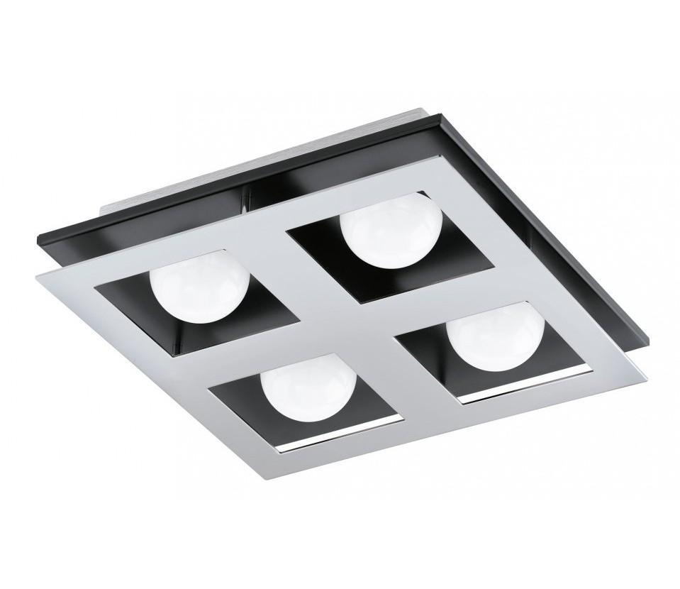 Накладной светильник BellamonteПотолочные светильники<br>&amp;lt;div&amp;gt;Вид цоколя: LED&amp;lt;/div&amp;gt;&amp;lt;div&amp;gt;Мощность: &amp;amp;nbsp;3.3W&amp;lt;/div&amp;gt;&amp;lt;div&amp;gt;Количество ламп: 4 (нет в комплекте)&amp;lt;/div&amp;gt;<br><br>Material: Металл<br>Length см: 27<br>Width см: 27