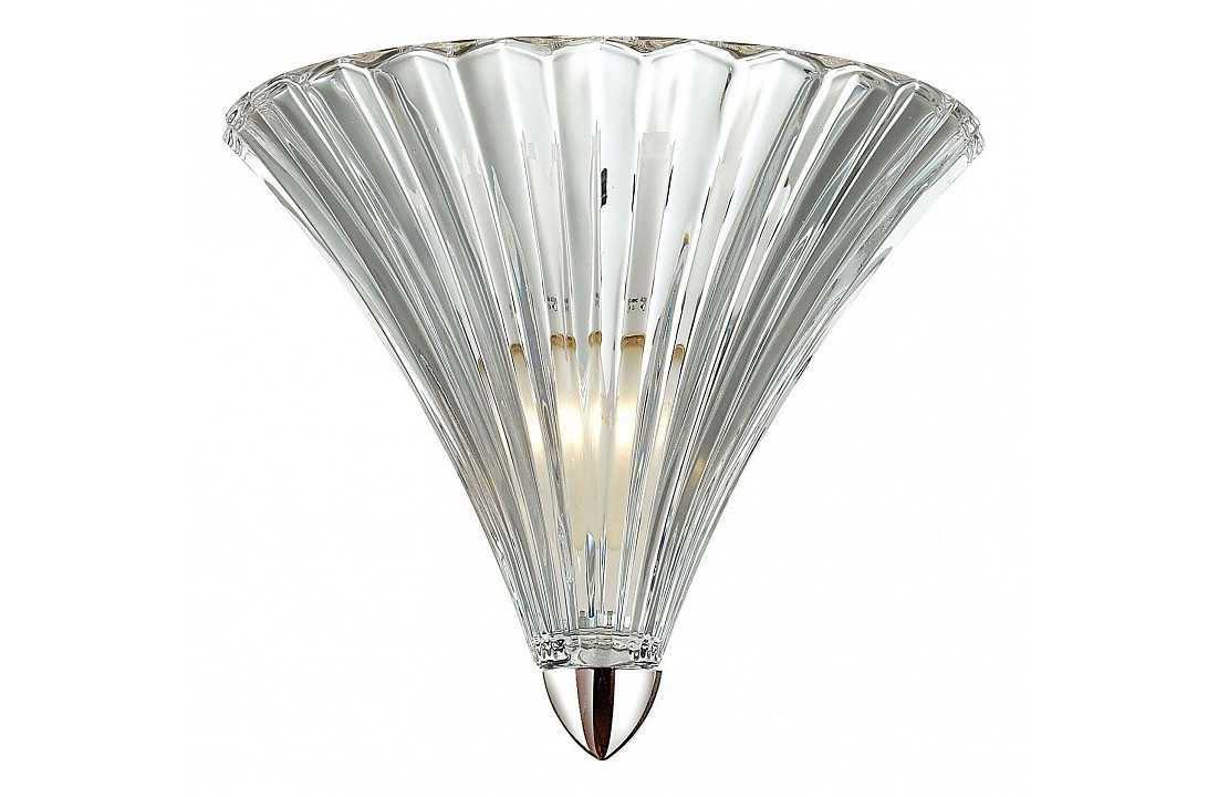 Накладной светильник IrisБра<br>Вид цоколя: E14Мощность: &amp;nbsp;40WКоличество ламп: 1 (нет в комплекте)<br><br>kit: None<br>gender: None
