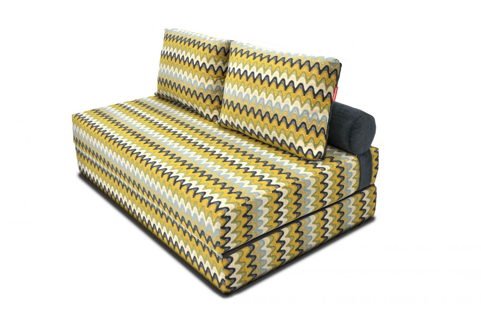 Диван-кровать Costa РошельПрямые раскладные диваны<br>Бескаркасное кресло-кровать из коллекции IQMebel  - это одновременно и уютный диванчик для двоих и полноценная двуспальная  кровать (размером 140*200). Оно экономит место в вашей квартире. Кресло–кровать незаменимо, когда к вам неожиданно нагрянули гости с ночевкой. В отличии от стандартной корпусной мебели его можно с легкостью передвигать с места на место, ведь его вес всего 25 кг. Отсутствие твердых элементов гарантирует вашу безопасность и защиту от травм. Габариты: ширина 140 см., длина 100см. (в сложенном виде), длина 200см. (в разложенном).&amp;amp;nbsp;&amp;lt;div&amp;gt;&amp;lt;br&amp;gt;&amp;lt;/div&amp;gt;&amp;lt;div&amp;gt;Ткань: внешний чехол – авторский гобелен.&amp;amp;nbsp;&amp;lt;div&amp;gt;Внутренний чехол – есть, нейлон-хлопок.&amp;lt;/div&amp;gt;&amp;lt;/div&amp;gt;<br><br>Material: Текстиль<br>Length см: None<br>Width см: 100<br>Depth см: 140<br>Height см: 40