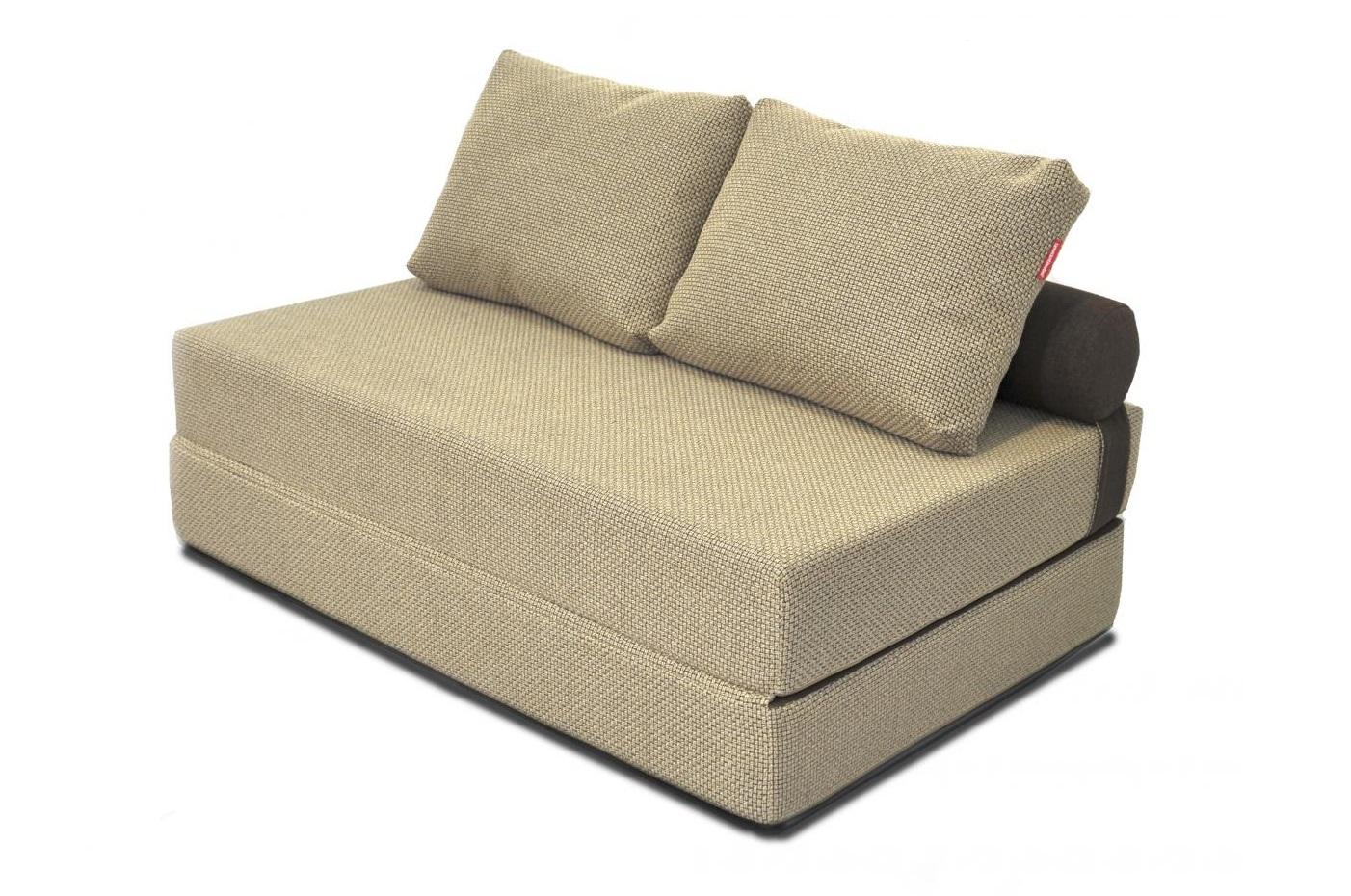 Диван-кровать Costa GoldПрямые раскладные диваны<br>Бескаркасное кресло-кровать из коллекции IQMebel  - это одновременно и уютный диванчик для двоих и полноценная двуспальная  кровать (размером 140*200). Оно экономит место в вашей квартире. Кресло–кровать незаменимо, когда к вам неожиданно нагрянули гости с ночевкой. В отличии от стандартной корпусной мебели его можно с легкостью передвигать с места на место, ведь его вес всего 25 кг. Отсутствие твердых элементов гарантирует вашу безопасность и защиту от травм. Габариты: ширина 140 см., длина 100см. (в сложенном виде), длина 200см. (в разложенном).&amp;amp;nbsp;&amp;lt;div&amp;gt;&amp;lt;br&amp;gt;&amp;lt;/div&amp;gt;&amp;lt;div&amp;gt;Ткань: внешний чехол – рогожка, полиэстер.&amp;amp;nbsp;&amp;lt;/div&amp;gt;&amp;lt;div&amp;gt;Внутренний чехол – есть, нейлон-хлопок.&amp;amp;nbsp;&amp;lt;/div&amp;gt;<br><br>Material: Текстиль<br>Length см: None<br>Width см: 100<br>Depth см: 140<br>Height см: 40