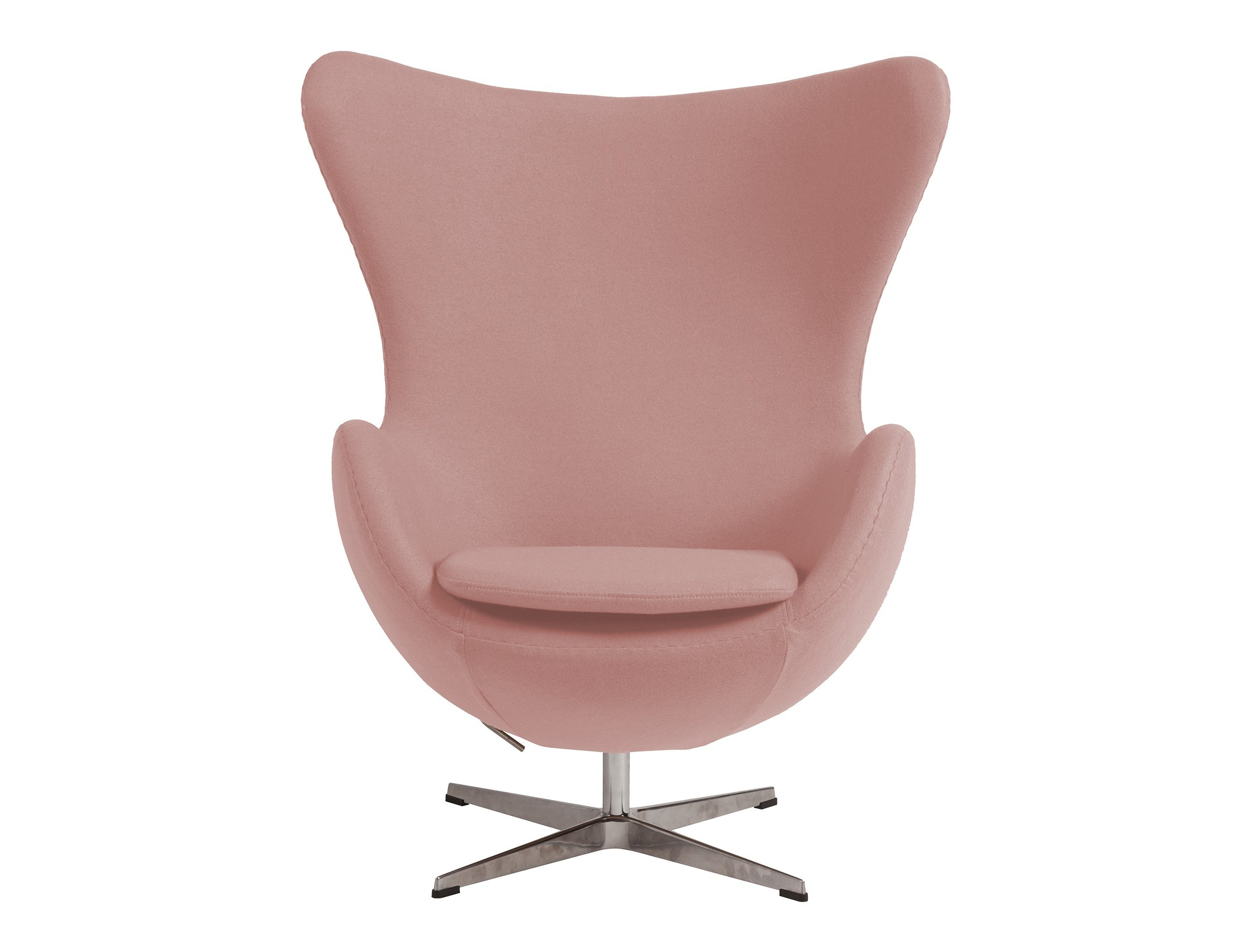 Кресло EggКресла с высокой спинкой<br><br><br>Material: Шерсть<br>Ширина см: 82<br>Высота см: 105<br>Глубина см: 76