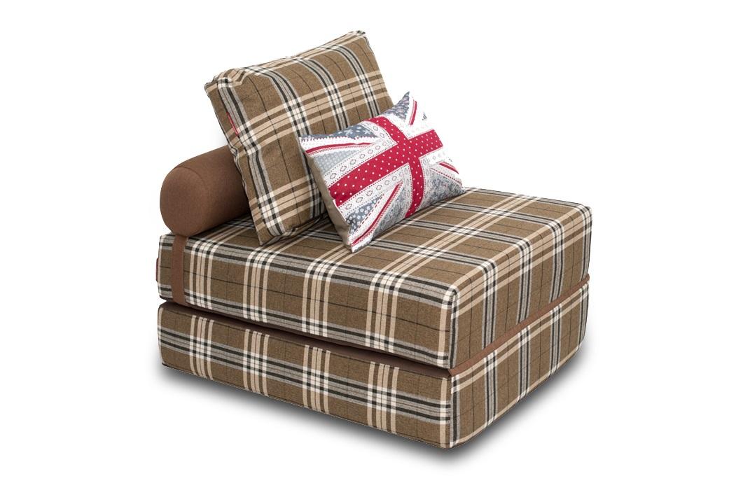 Кресло-кровать Costa BrownКресла-кровати<br>Бескаркасное кресло-кровать из коллекции IQMebel  идеально для использования в небольших комнатах, поскольку в сложенном виде кресло занимает чуть более половины квадратного метра. В тоже время, в разложенном варианте, кресло-кровать представляет собой полноценное спальное место для взрослого человека. Отсутствие твердых элементов гарантирует вашу безопасность и защиту от травм. Габариты: длина 100см. (в сложенном виде), длина 200см. (в разложенном).&amp;amp;nbsp;&amp;lt;div&amp;gt;&amp;lt;br&amp;gt;&amp;lt;/div&amp;gt;&amp;lt;div&amp;gt;Ткань: внешний чехол – рогожка, полиэстер.&amp;amp;nbsp;&amp;lt;/div&amp;gt;&amp;lt;div&amp;gt;Внутренний чехол – есть, нейлон-хлопок.&amp;amp;nbsp;&amp;lt;/div&amp;gt;<br><br>Material: Текстиль<br>Length см: None<br>Width см: 100<br>Depth см: 70<br>Height см: 40