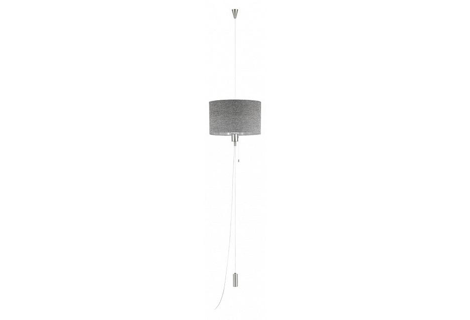 Подвесной светильник RomanoПодвесные светильники<br>&amp;lt;div&amp;gt;Вид цоколя: E27&amp;lt;br&amp;gt;&amp;lt;/div&amp;gt;&amp;lt;div&amp;gt;&amp;lt;div&amp;gt;Мощность: 60W&amp;lt;/div&amp;gt;&amp;lt;div&amp;gt;Количество ламп: 1 (нет в комплекте)&amp;lt;/div&amp;gt;&amp;lt;div&amp;gt;&amp;lt;br&amp;gt;&amp;lt;/div&amp;gt;&amp;lt;/div&amp;gt;&amp;lt;div&amp;gt;Регулируется по высоте&amp;lt;br&amp;gt;&amp;lt;/div&amp;gt;&amp;lt;div&amp;gt;Материал арматуры - сталь&amp;lt;br&amp;gt;&amp;lt;/div&amp;gt;&amp;lt;div&amp;gt;Материал плафонов и подвесок - лен&amp;lt;/div&amp;gt;<br><br>Material: Лен<br>Height см: 150<br>Diameter см: 35