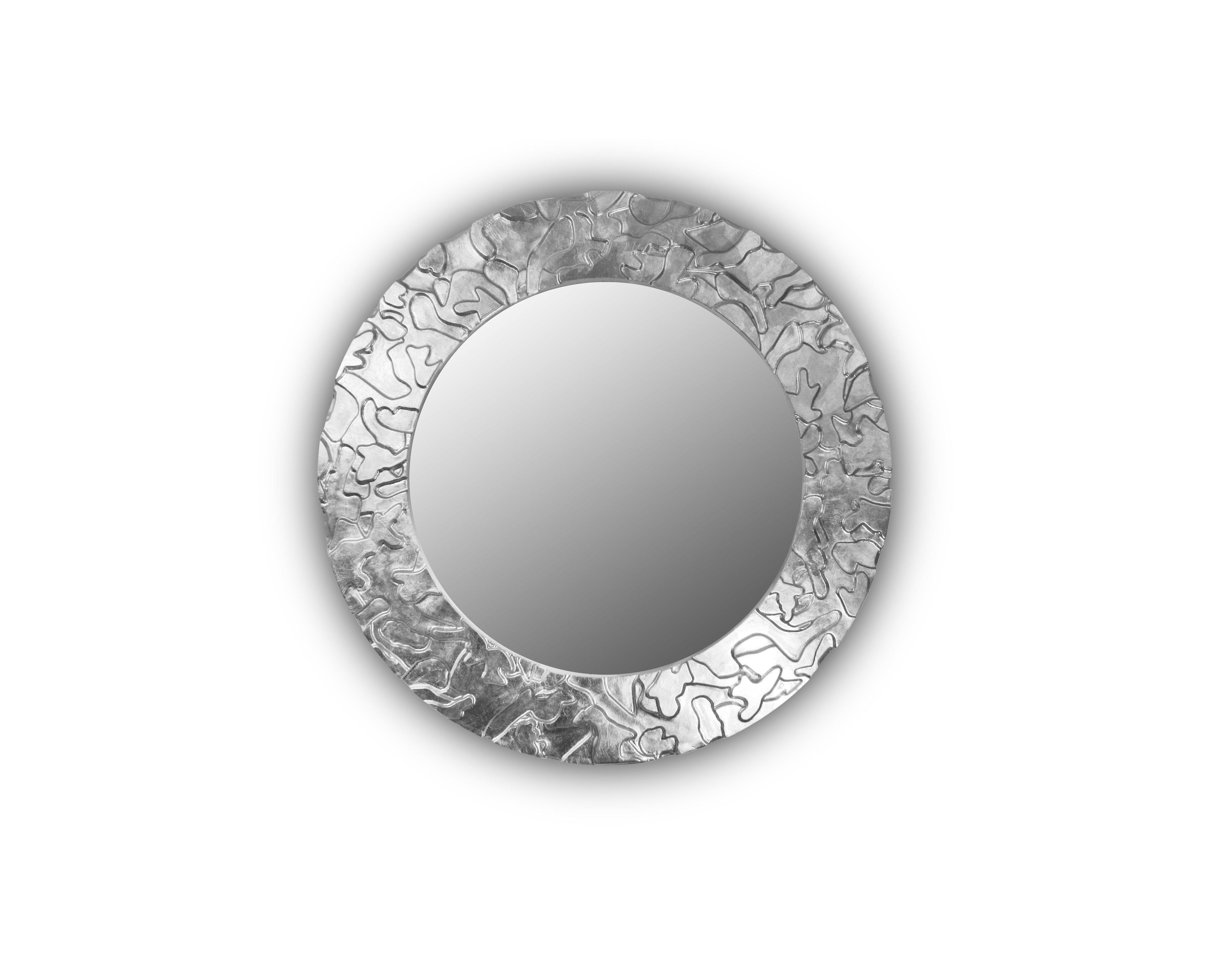 Зеркало CamouflageНастенные зеркала<br><br><br>Material: Дерево<br>Depth см: 3.6<br>Height см: None<br>Diameter см: 90