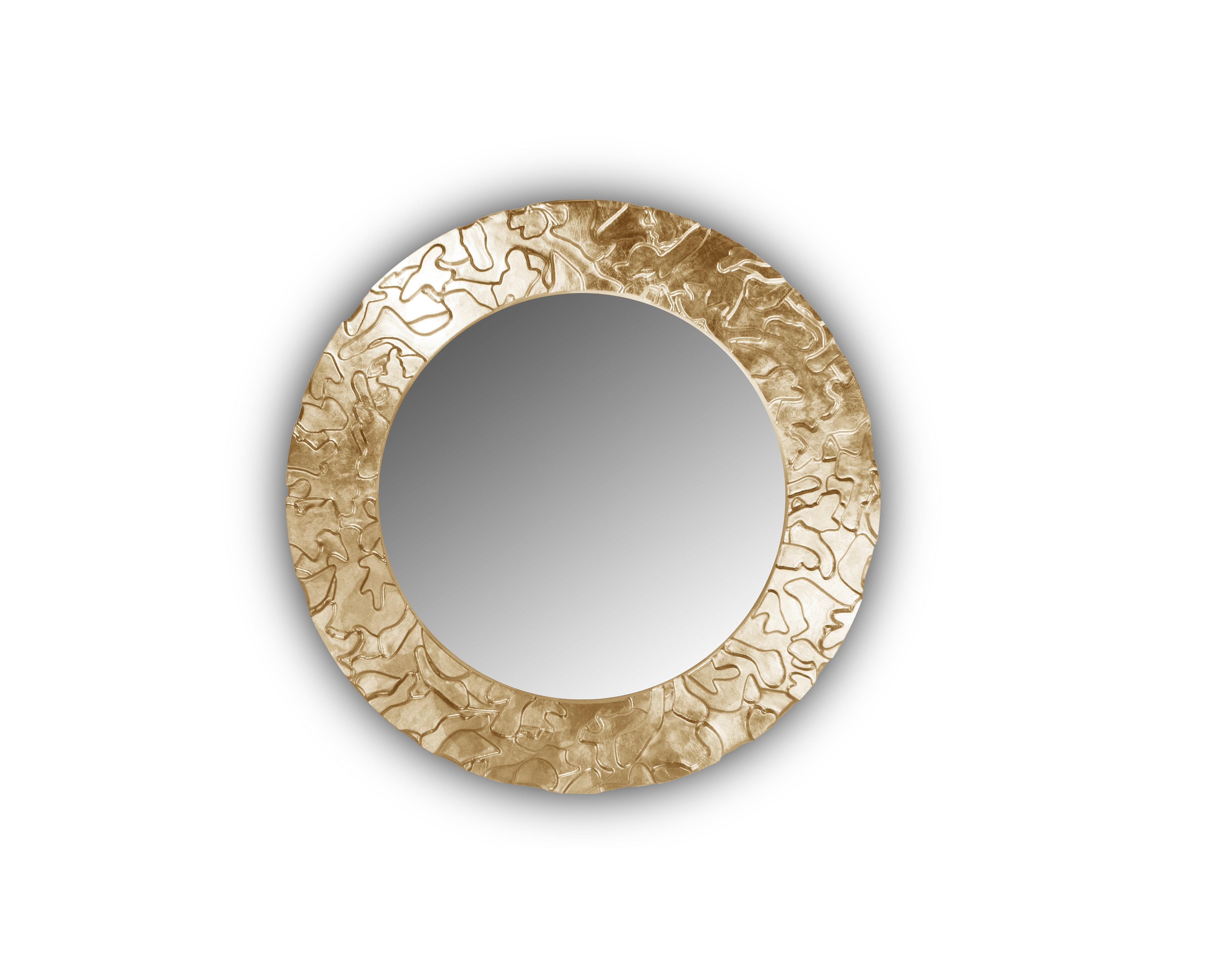 Зеркало Fashion CamouflageНастенные зеркала<br><br><br>Material: Дерево<br>Глубина см: 3