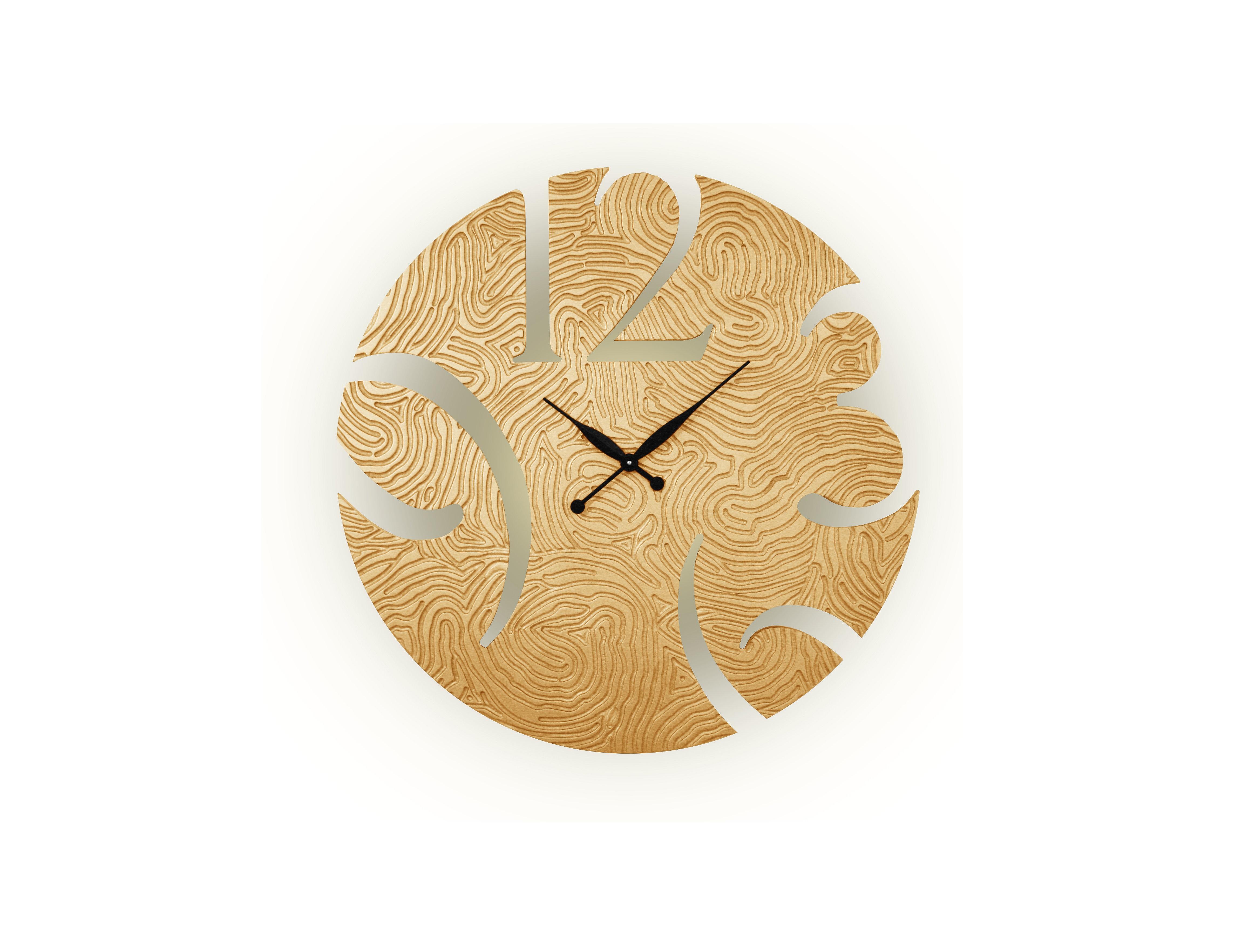 Часы PrintНастенные часы<br>Кварцевый механизм<br><br>Material: Дерево<br>Depth см: 0.8<br>Height см: None<br>Diameter см: 90