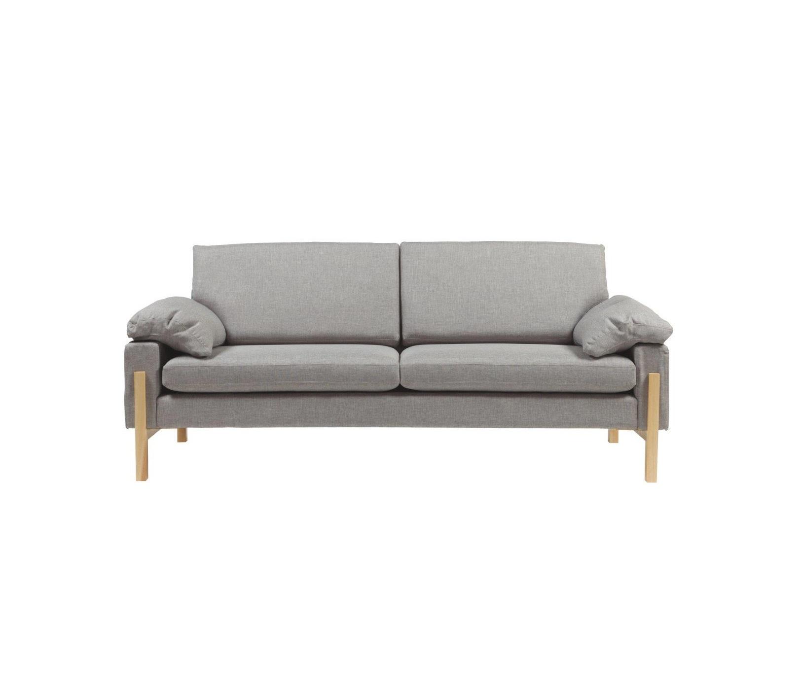 Диван ComoТрехместные диваны<br>Изысканный диван Como Sofa станет превосходным украшением вашей гостиной или любой другой комнаты дома. Цветовое и дизайнерское решение позволяют такому предмету мебели украсить собой как классический, так и современный интерьер, а, благодаря небольшим размерам, диван не будет делать комнату громоздкой и даже наоборот — поможет визуально сделать пространство больше. Удобный и мягкий — он непременно вам понравится.<br><br>Material: Текстиль<br>Length см: None<br>Width см: 200<br>Depth см: 85<br>Height см: 80