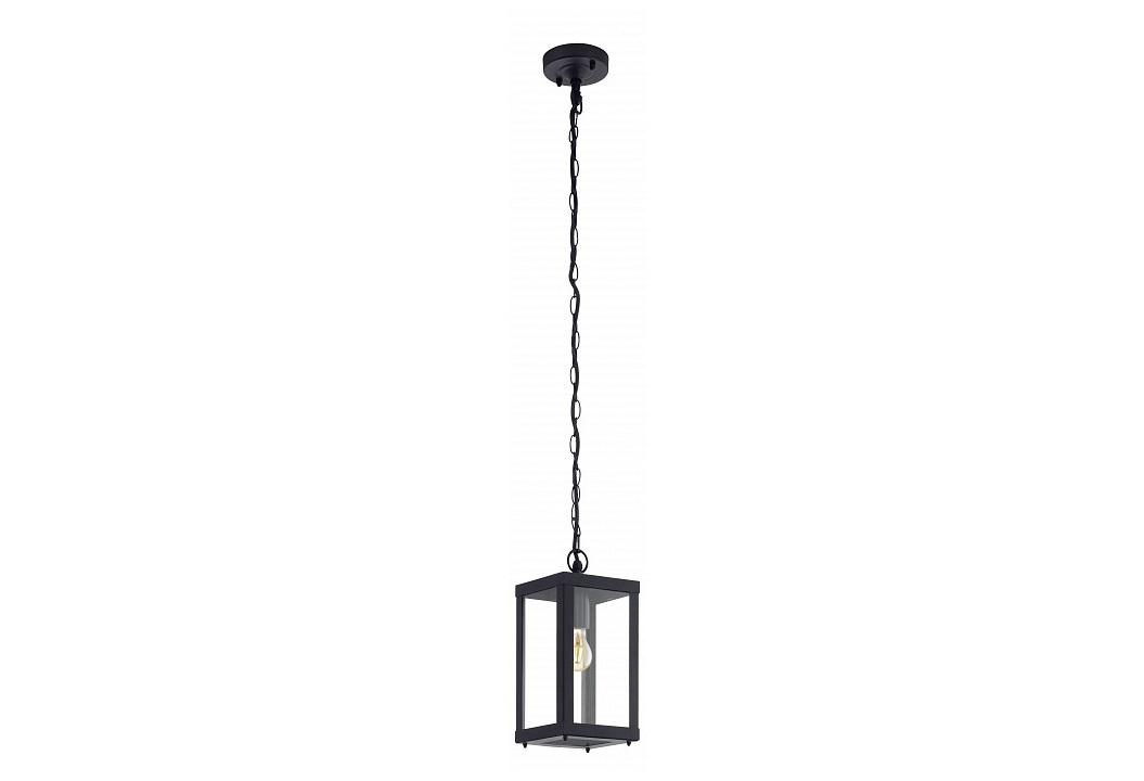 Подвесной светильник alamonte (eglo) черный 15x128x15 см. фото
