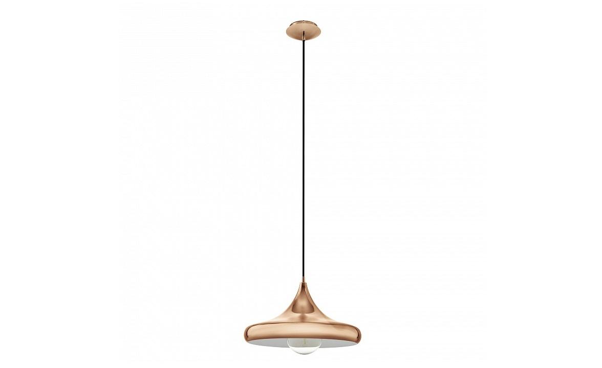 Подвесной светильник CorettoПодвесные светильники<br>&amp;lt;div&amp;gt;Вид цоколя: E27&amp;lt;/div&amp;gt;&amp;lt;div&amp;gt;Мощность: 60W&amp;lt;/div&amp;gt;&amp;lt;div&amp;gt;Количество ламп: 1 (нет в комплекте)&amp;lt;/div&amp;gt;<br><br>Material: Сталь<br>Height см: 110<br>Diameter см: 40