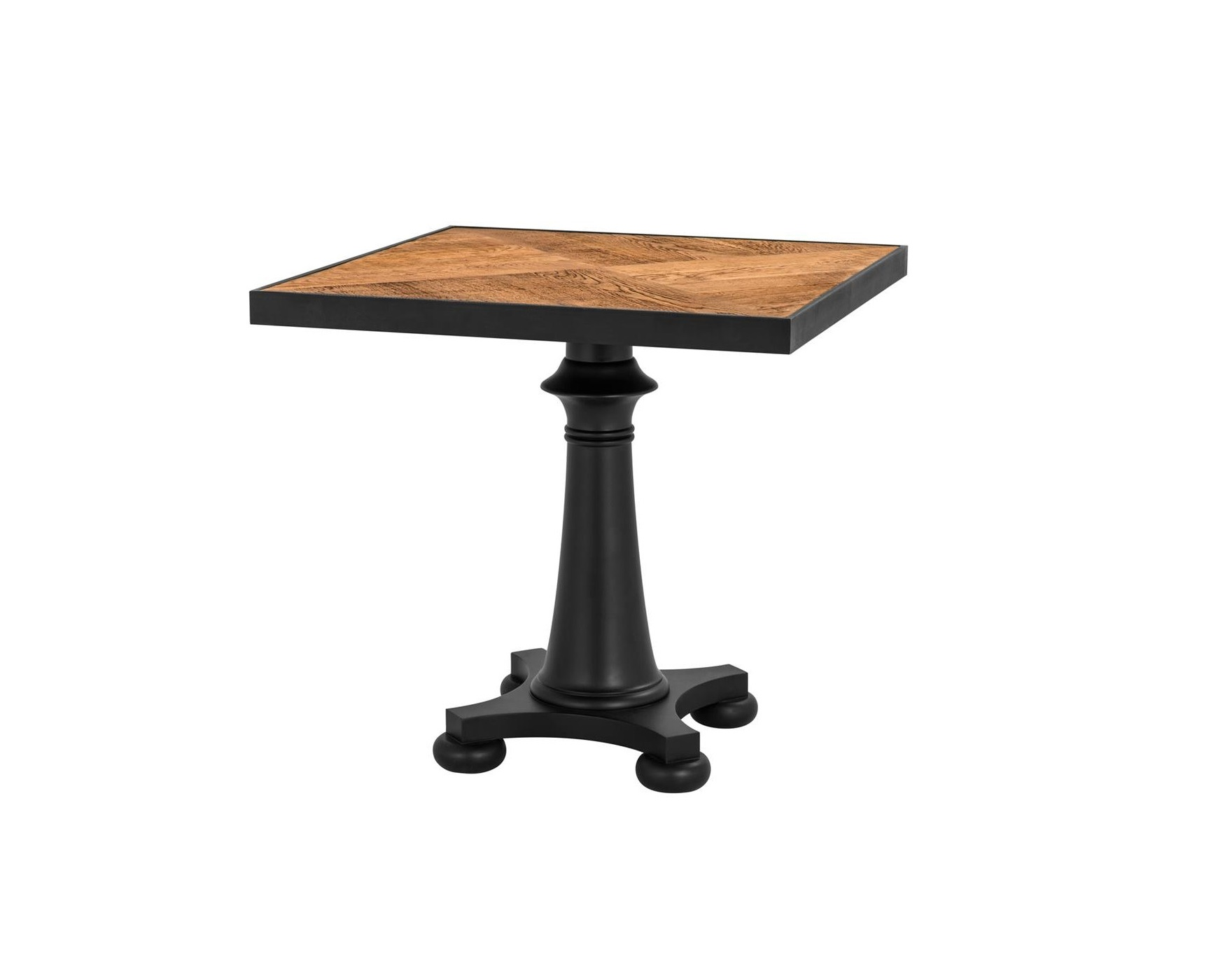 Стол MegeveКофейные столики<br><br><br>Material: Дерево<br>Ширина см: 80<br>Высота см: 76<br>Глубина см: 80