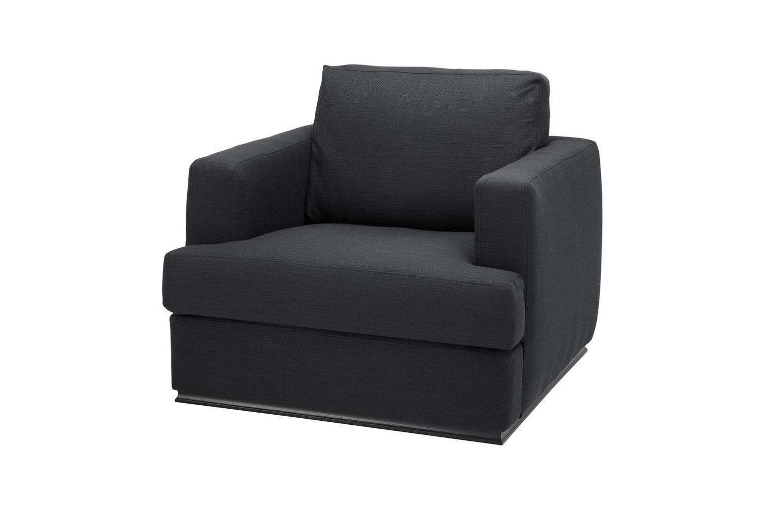 Кресло HallandaleИнтерьерные кресла<br><br><br>Material: Текстиль<br>Width см: 96<br>Depth см: 103<br>Height см: 86
