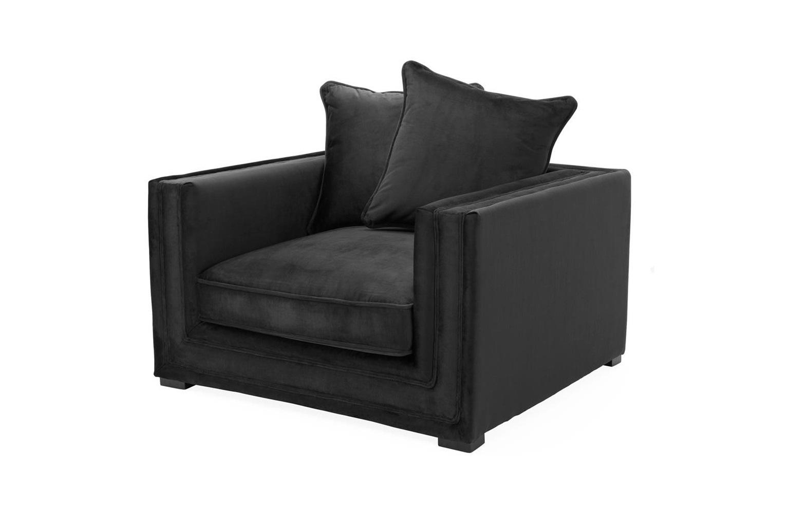 Кресло MenorcaИнтерьерные кресла<br><br><br>Material: Текстиль<br>Ширина см: 112.0<br>Высота см: 83.0<br>Глубина см: 106.0