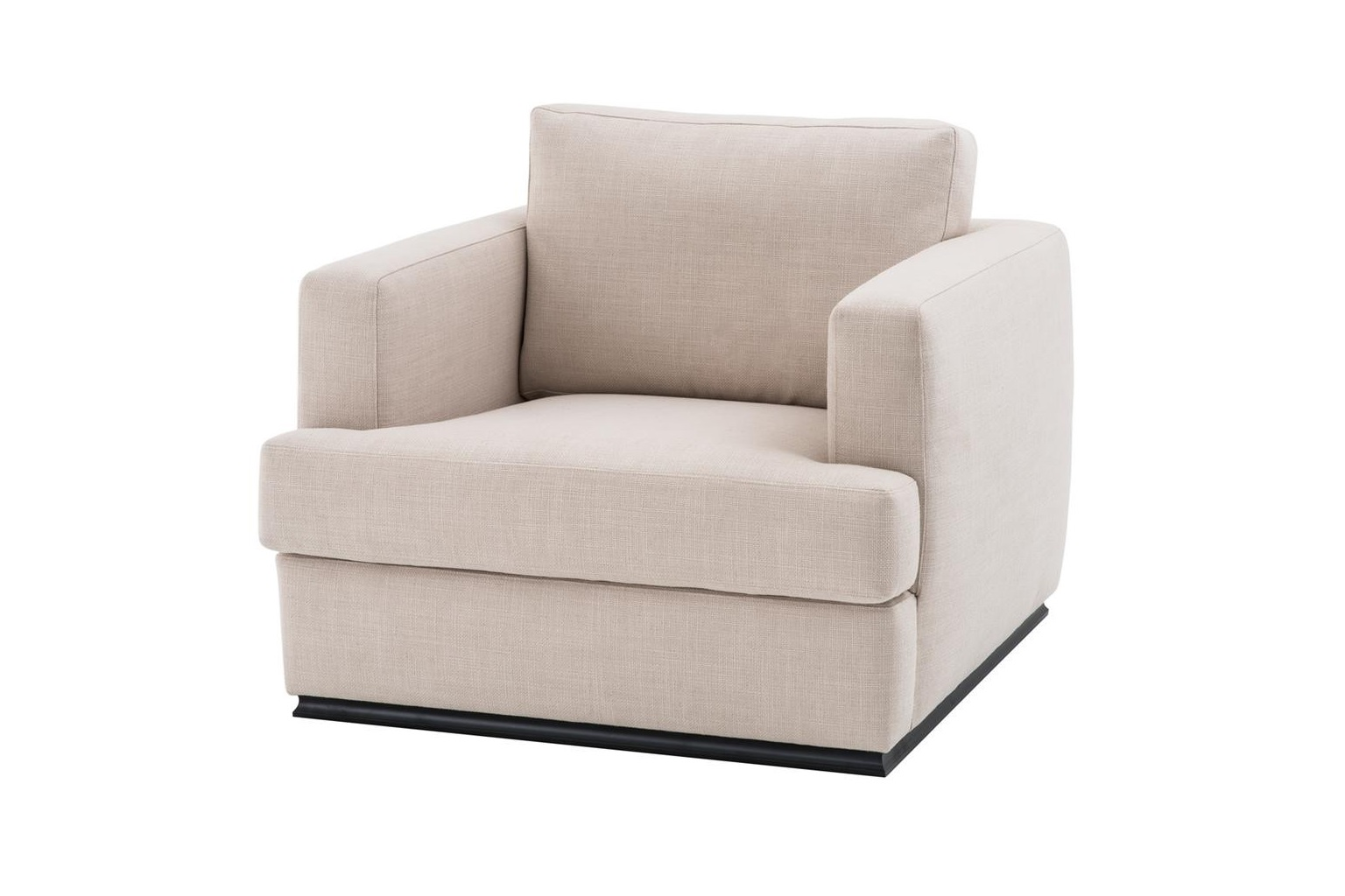 Кресло HallandaleИнтерьерные кресла<br><br><br>Material: Текстиль<br>Width см: 103<br>Depth см: 96<br>Height см: 86