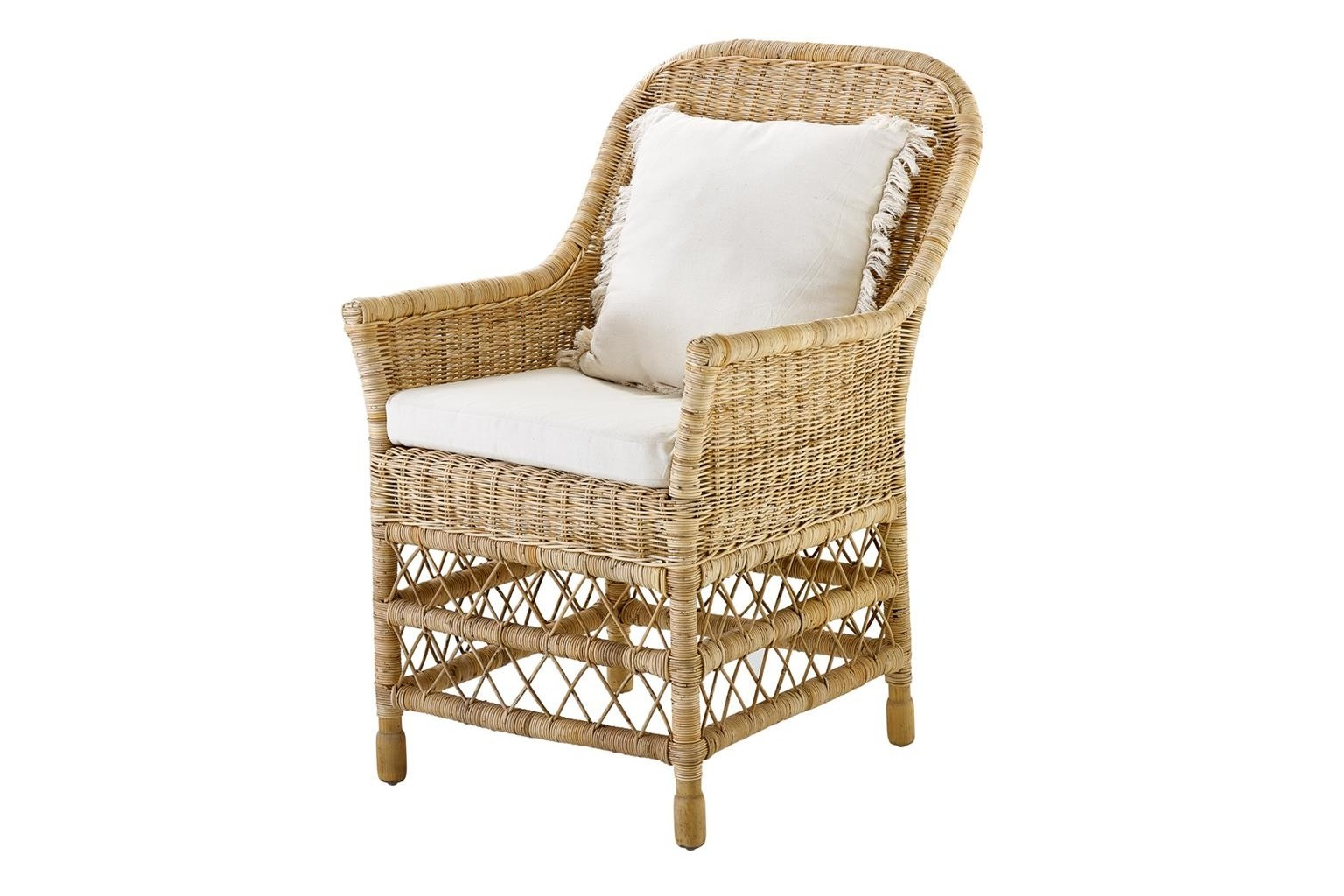 Кресло ElegantКресла для сада<br><br><br>Material: Ротанг<br>Ширина см: 52<br>Высота см: 96<br>Глубина см: 57