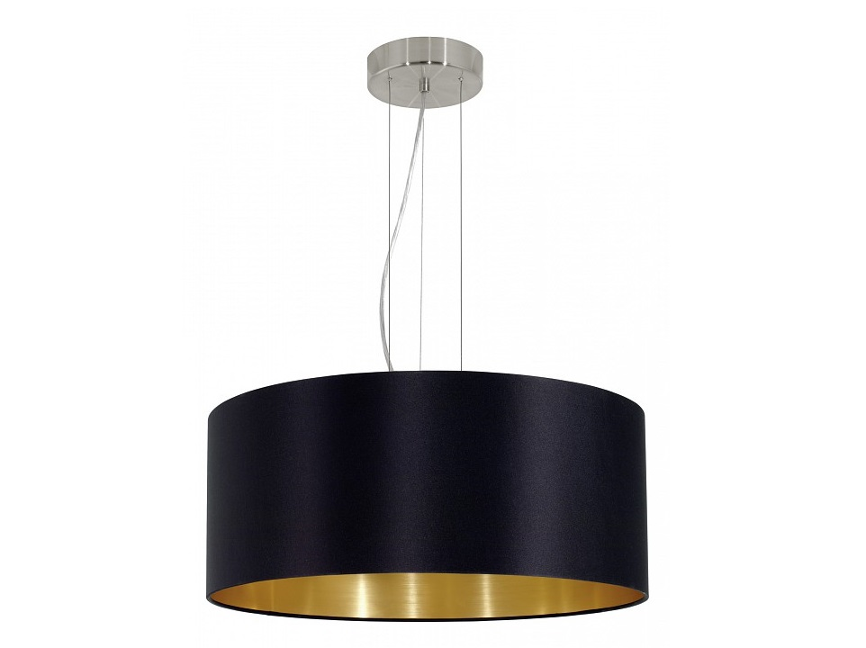 Подвесной светильник MaserloПодвесные светильники<br>Вид цоколя: E27Мощность: 60WКоличество ламп: 3 (нет в комплекте)<br><br>kit: None<br>gender: None