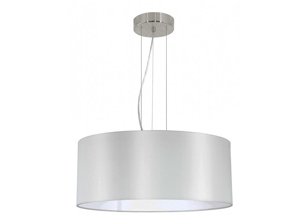 Подвесной светильник MaserloПодвесные светильники<br>&amp;lt;div&amp;gt;Вид цоколя: E27&amp;lt;/div&amp;gt;&amp;lt;div&amp;gt;Мощность: 60W&amp;lt;/div&amp;gt;&amp;lt;div&amp;gt;Количество ламп: 3 (нет в комплекте)&amp;lt;/div&amp;gt;<br><br>Material: Текстиль<br>Height см: 110<br>Diameter см: 53