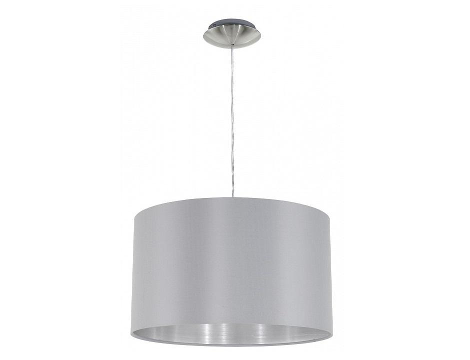 Подвесной светильник MaserloПодвесные светильники<br>&amp;lt;div&amp;gt;Вид цоколя: E27&amp;lt;/div&amp;gt;&amp;lt;div&amp;gt;Мощность: 60W&amp;lt;/div&amp;gt;&amp;lt;div&amp;gt;Количество ламп: 1 (нет в комплекте)&amp;lt;/div&amp;gt;<br><br>Material: Текстиль<br>Height см: 110<br>Diameter см: 38