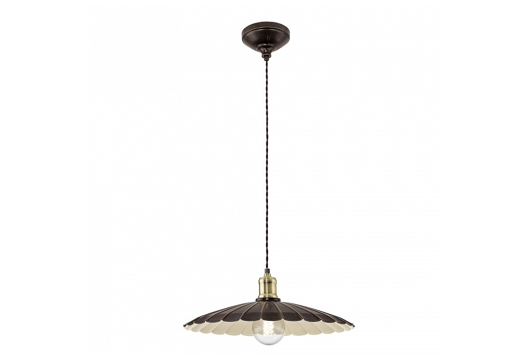 Подвесной светильник HemingtonПодвесные светильники<br>&amp;lt;div&amp;gt;Вид цоколя: E27&amp;lt;/div&amp;gt;&amp;lt;div&amp;gt;Мощность: 60W&amp;lt;/div&amp;gt;&amp;lt;div&amp;gt;Количество ламп: 1 (нет в комплекте)&amp;lt;/div&amp;gt;<br><br>Material: Металл<br>Height см: 110<br>Diameter см: 40.5