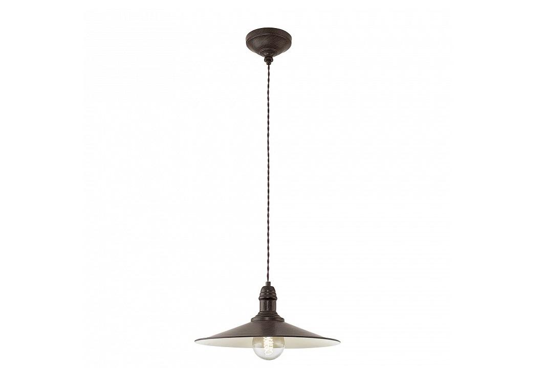Подвесной светильник StockburyПодвесные светильники<br>&amp;lt;div&amp;gt;Вид цоколя: E27&amp;lt;/div&amp;gt;&amp;lt;div&amp;gt;Мощность: 60W&amp;lt;/div&amp;gt;&amp;lt;div&amp;gt;Количество ламп: 1 (нет в комплекте)&amp;lt;/div&amp;gt;<br><br>Material: Металл<br>Высота см: 110