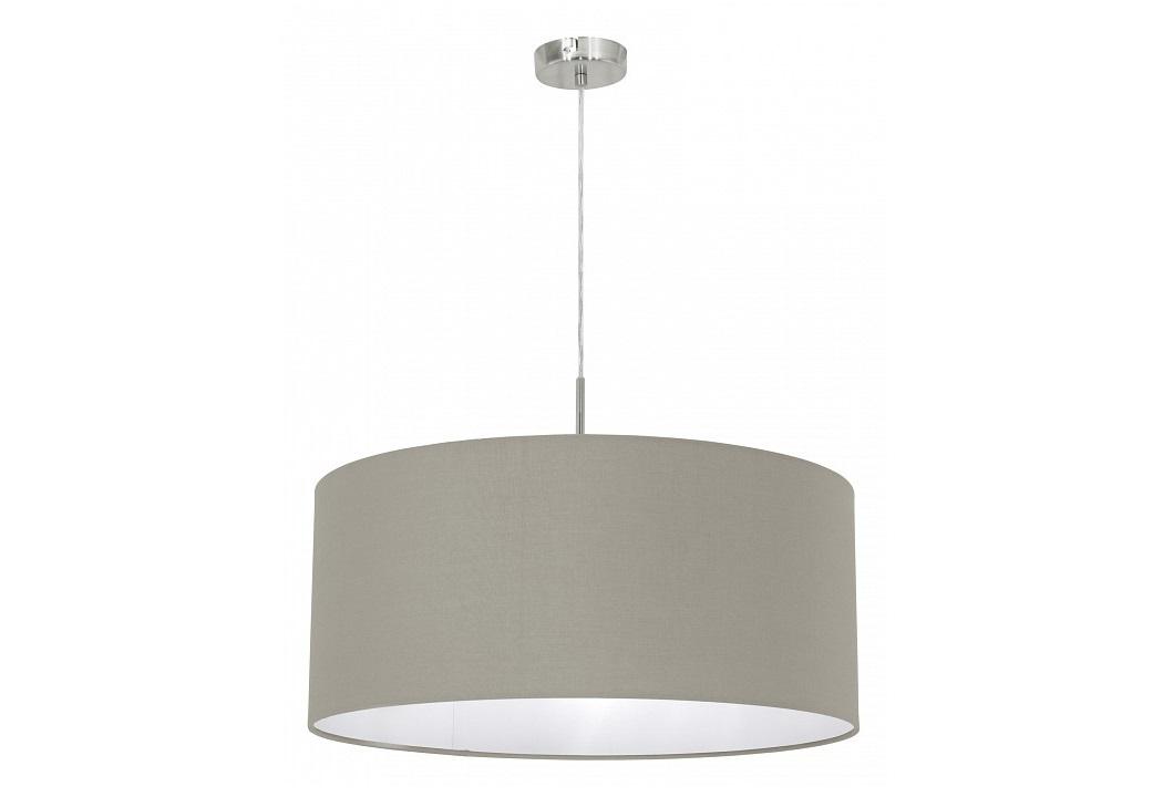 Подвесной светильник PasteriПодвесные светильники<br>&amp;lt;div&amp;gt;Вид цоколя: E27&amp;lt;/div&amp;gt;&amp;lt;div&amp;gt;Мощность: 60W&amp;lt;/div&amp;gt;&amp;lt;div&amp;gt;Количество ламп: 1&amp;lt;/div&amp;gt;<br><br>Material: Текстиль<br>Height см: 110<br>Diameter см: 53