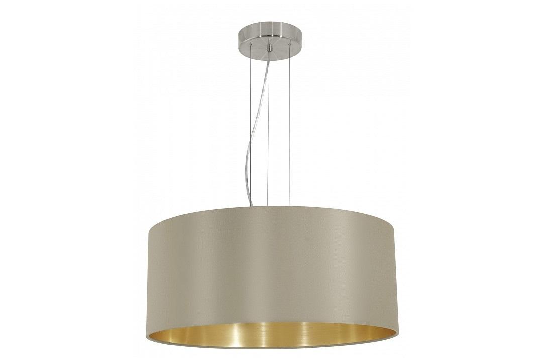 Подвесной светильник MaserloПодвесные светильники<br>Вид цоколя: E27Мощность: 60WКоличество ламп: 3 (нет в комплекте)