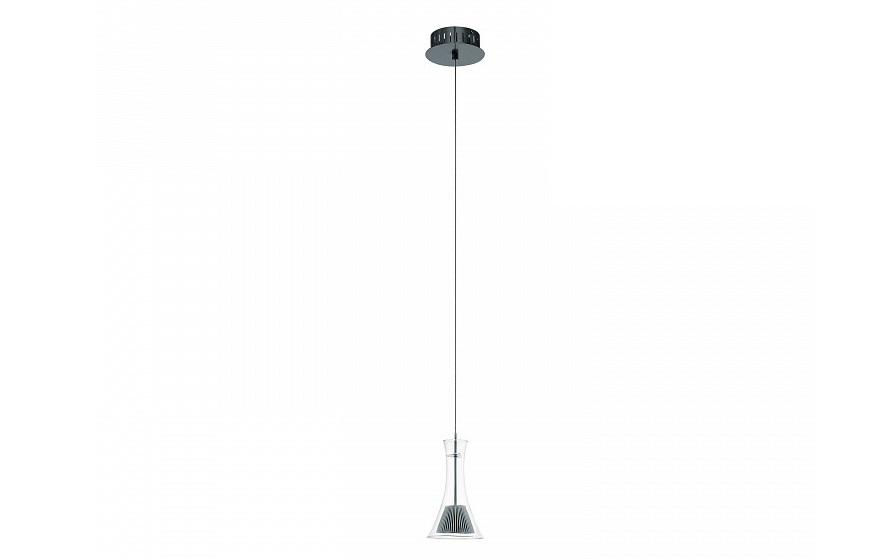 Подвесной светильник MuseroПодвесные светильники<br>&amp;lt;div&amp;gt;Вид цоколя: LED&amp;lt;/div&amp;gt;&amp;lt;div&amp;gt;Мощность: 7,24W&amp;lt;/div&amp;gt;&amp;lt;div&amp;gt;Количество ламп: 1&amp;lt;/div&amp;gt;&amp;lt;div&amp;gt;&amp;lt;br&amp;gt;&amp;lt;/div&amp;gt;&amp;lt;div&amp;gt;Материал плафонов и подвесок - металл&amp;lt;/div&amp;gt;&amp;lt;div&amp;gt;Материал арматуры - сталь&amp;lt;/div&amp;gt;<br><br>Material: Стекло<br>Height см: 110<br>Diameter см: 13