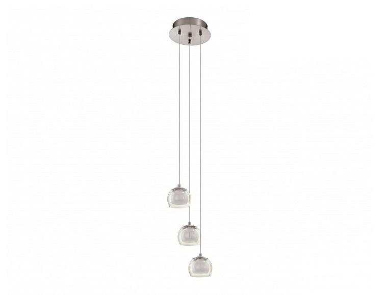 Подвесная люстра AscoleseПодвесные светильники<br>Вид цоколя: LEDМощность: 3WКоличество ламп: 3<br><br>kit: None<br>gender: None