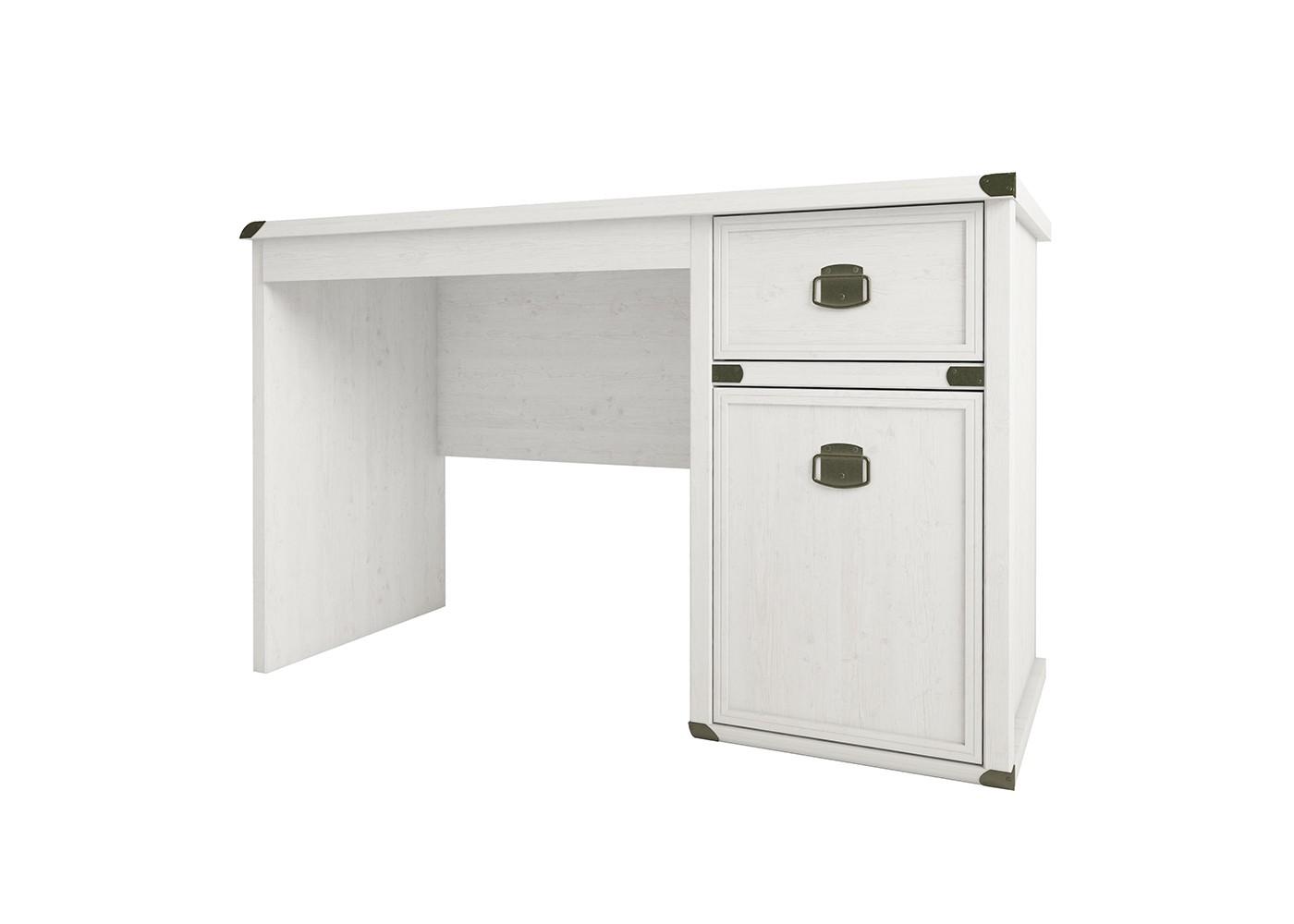Стол MagellanПисьменные столы<br>Мебель, вдохновленная морскими мотивами, привлекающая тех, кто остается в душе романтиком и мечтает о далеких странах. Декоративные элементы и оригинальные ручки выигрышно смотрятся в любом интерьере. Коллекция сделана с упором на надежность, функциональность и высокое качество.&amp;amp;nbsp;<br><br>Material: МДФ<br>Ширина см: 120.0<br>Высота см: 75.0<br>Глубина см: 60.0