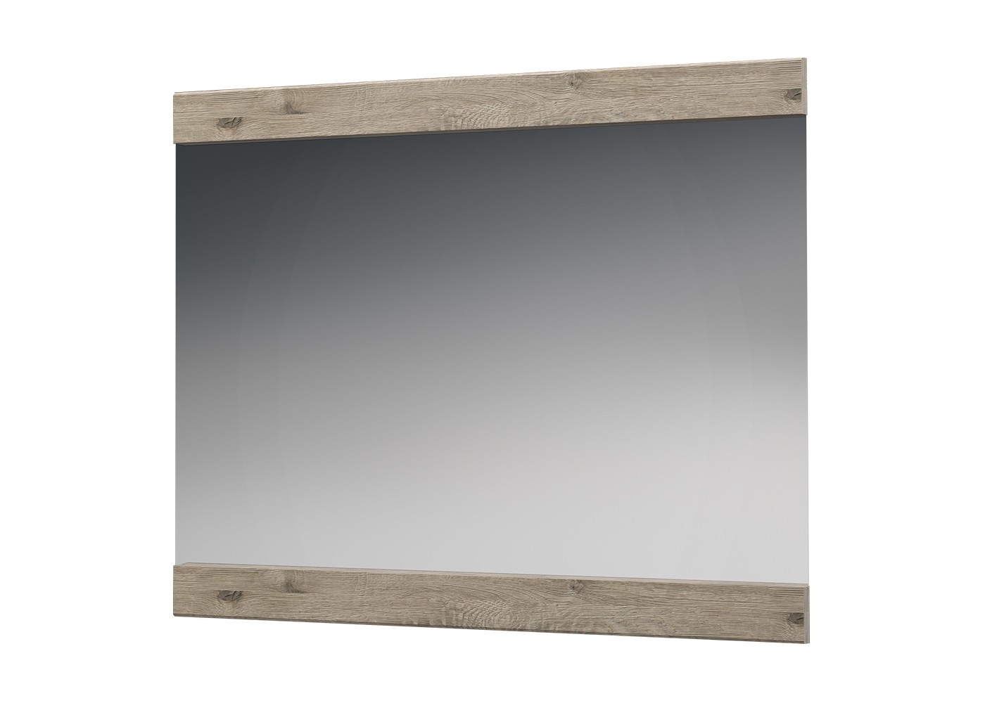 Зеркало DieselНастенные зеркала<br>Коллекция для молодежной комнаты DIESEL- это сочетание функциональности и уникальности дизайна. Характерные ручки в стиле &amp;quot;лофт&amp;quot;, вставки из рифленого стекла, используемого на фасадах витрин, оригинальное сочетание цветов фасадов - всё это дает возможность создать стильный и индивидуальный интерьер.&amp;amp;nbsp;<br><br>Material: ДСП<br>Ширина см: 80<br>Высота см: 62<br>Глубина см: 3