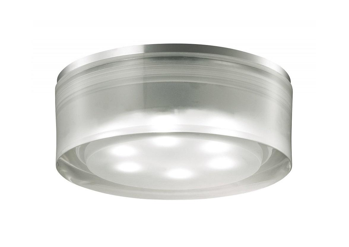 Встраиваемый светильник EaseТочечный свет<br>&amp;lt;div&amp;gt;&amp;lt;div&amp;gt;Вид цоколя: LED&amp;lt;/div&amp;gt;&amp;lt;div&amp;gt;Мощность: 1W&amp;lt;/div&amp;gt;&amp;lt;div&amp;gt;Количество ламп: 6&amp;lt;/div&amp;gt;&amp;lt;div&amp;gt;&amp;lt;br&amp;gt;&amp;lt;/div&amp;gt;&amp;lt;div&amp;gt;Материал плафонов и подвесок - акрил&amp;lt;/div&amp;gt;&amp;lt;div&amp;gt;Материал арматуры - алюминиевое литье&amp;lt;/div&amp;gt;&amp;lt;/div&amp;gt;<br><br>Material: Алюминий<br>Depth см: 4<br>Diameter см: 9