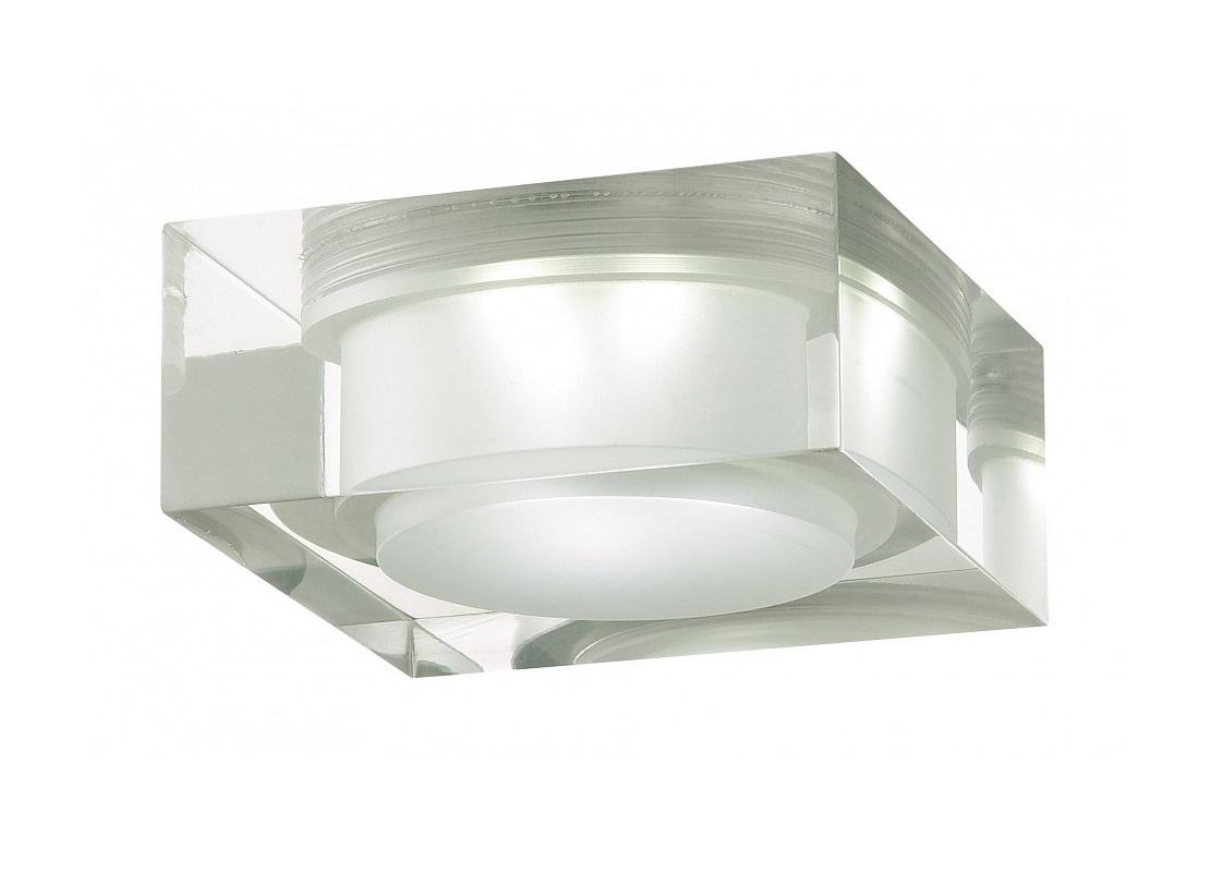 Встраиваемый светильник EaseТочечный свет<br>Вид цоколя: LEDМощность: 1WКоличество ламп: 3Материал плафонов и подвесок - акрилМатериал арматуры - алюминиевое литье<br><br>kit: None<br>gender: None