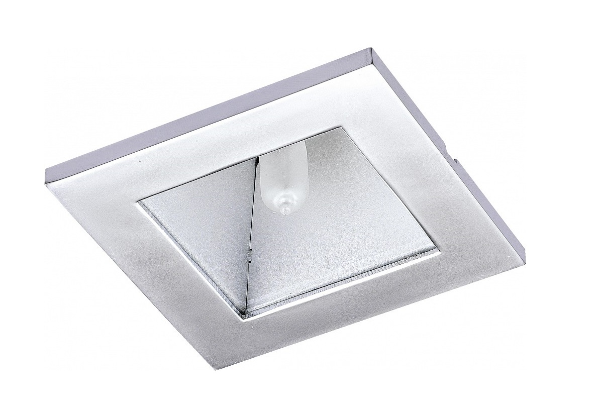 Встраиваемый светильник QuadroТочечный свет<br>&amp;lt;div&amp;gt;Вид цоколя: G9&amp;lt;/div&amp;gt;&amp;lt;div&amp;gt;Мощность: 60W&amp;lt;/div&amp;gt;&amp;lt;div&amp;gt;Количество ламп: 1 (нет в комплекте)&amp;lt;/div&amp;gt;<br><br>Material: Алюминий<br>Ширина см: 9<br>Высота см: 7<br>Глубина см: 9