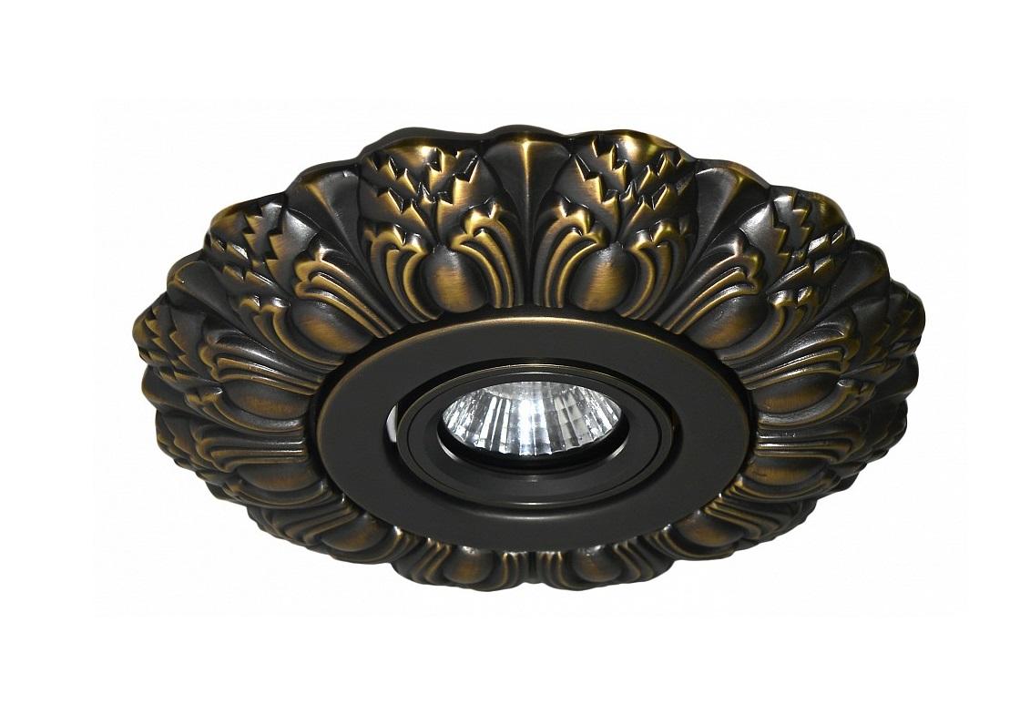 Встраиваемый светильник LaticaТочечный свет<br>Вид цоколя: GX5.3Мощность: 50WКоличество ламп: 1 (нет в комплекте)<br><br>kit: None<br>gender: None