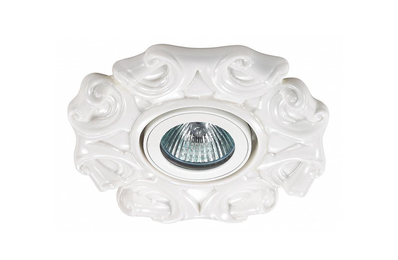 Встраиваемый светильник FarforТочечный свет<br>Вид цоколя: GX5.3Мощность: 50WКоличество ламп: 1 (нет в комплекте)<br><br>kit: None<br>gender: None