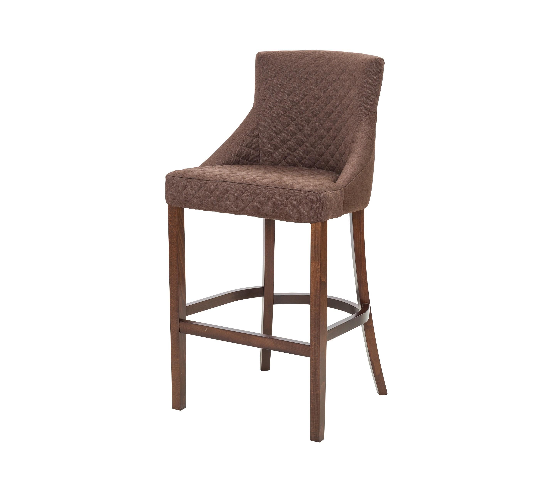 """Купить Стул барный """"paramont"""" (Myfurnish) коричневый текстиль 56x110x58 см. 63075 в интернет магазине. Цены, фото, описания, характеристики, отзывы, обзоры"""