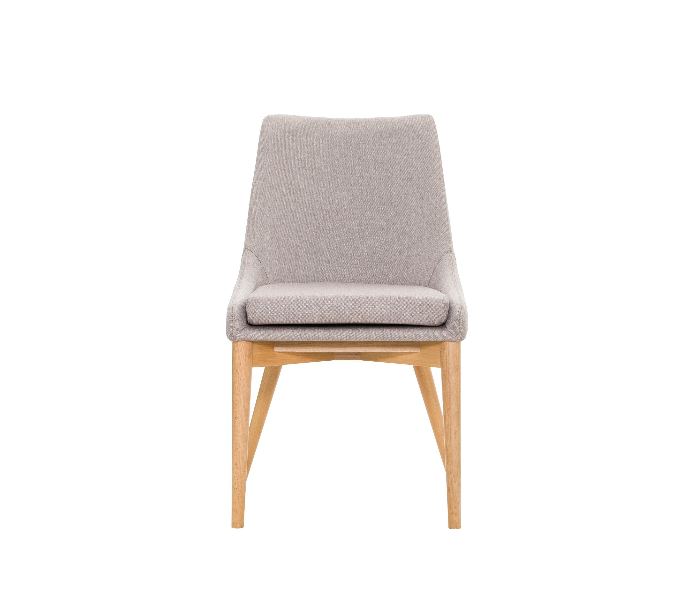 Стул MarbleОбеденные стулья<br>Marble - современный стул в квадрате. Экологически чистые материалы в сочетании с простой и легкой формой зададут настроение любому интерьеру, будь то гостиная или офис.Высота сиденья: 48 см.<br><br>kit: None<br>gender: None