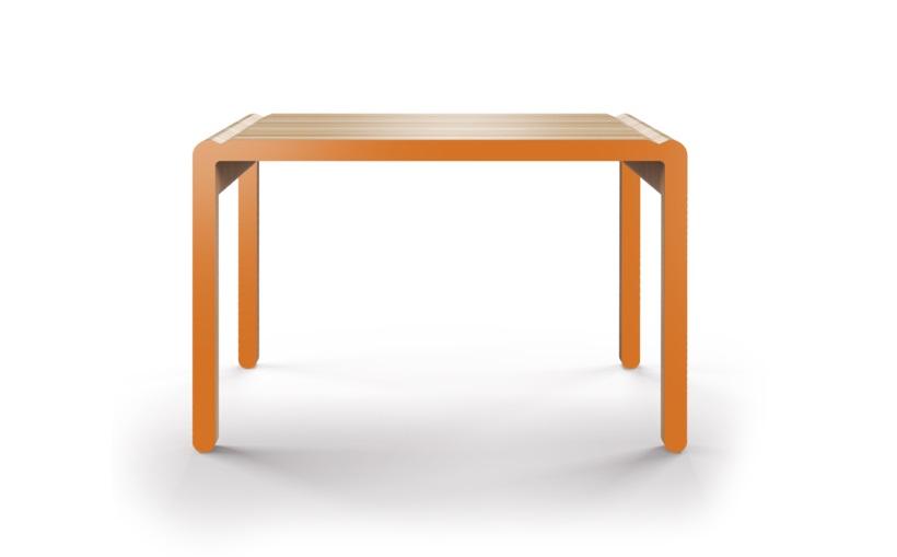 Стол M?nster?s rundaПисьменные столы<br>Скандинавский дизайн с его любовью к простоте и дереву. Окрас элементов стола в морковный цвет. Сборка не требуется. Данный стол производится в 5 размерах.<br><br>Material: Фанера<br>Width см: 180<br>Depth см: 78<br>Height см: 75