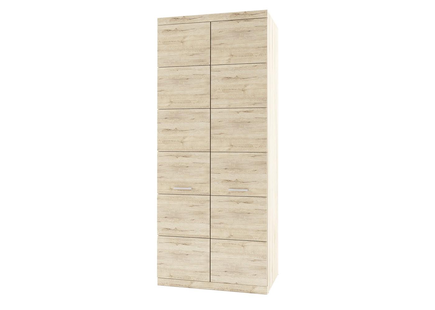 Шкаф OscarБельевые шкафы<br><br><br>Material: ДСП<br>Ширина см: 90<br>Высота см: 217<br>Глубина см: 57