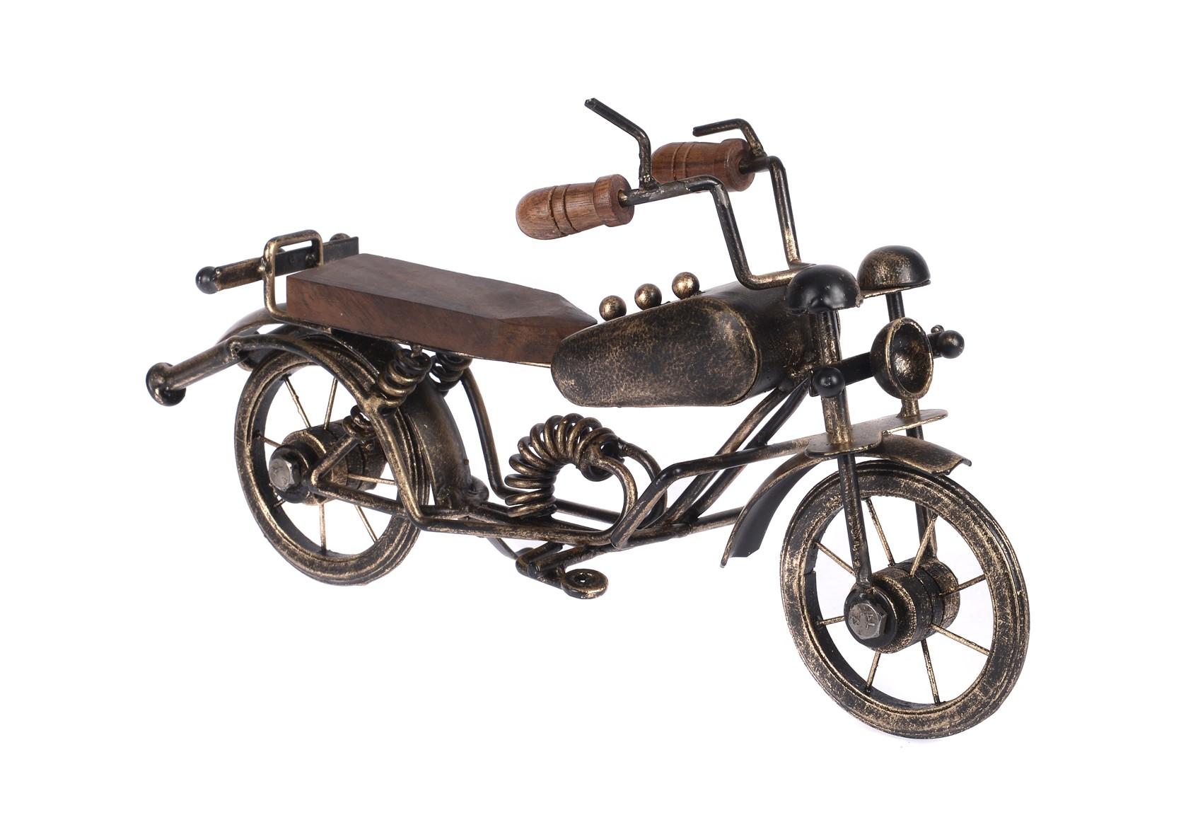 Модель мотоцикл TrelewДругое<br><br><br>Material: Металл<br>Length см: None<br>Width см: 32<br>Depth см: 0<br>Height см: 17