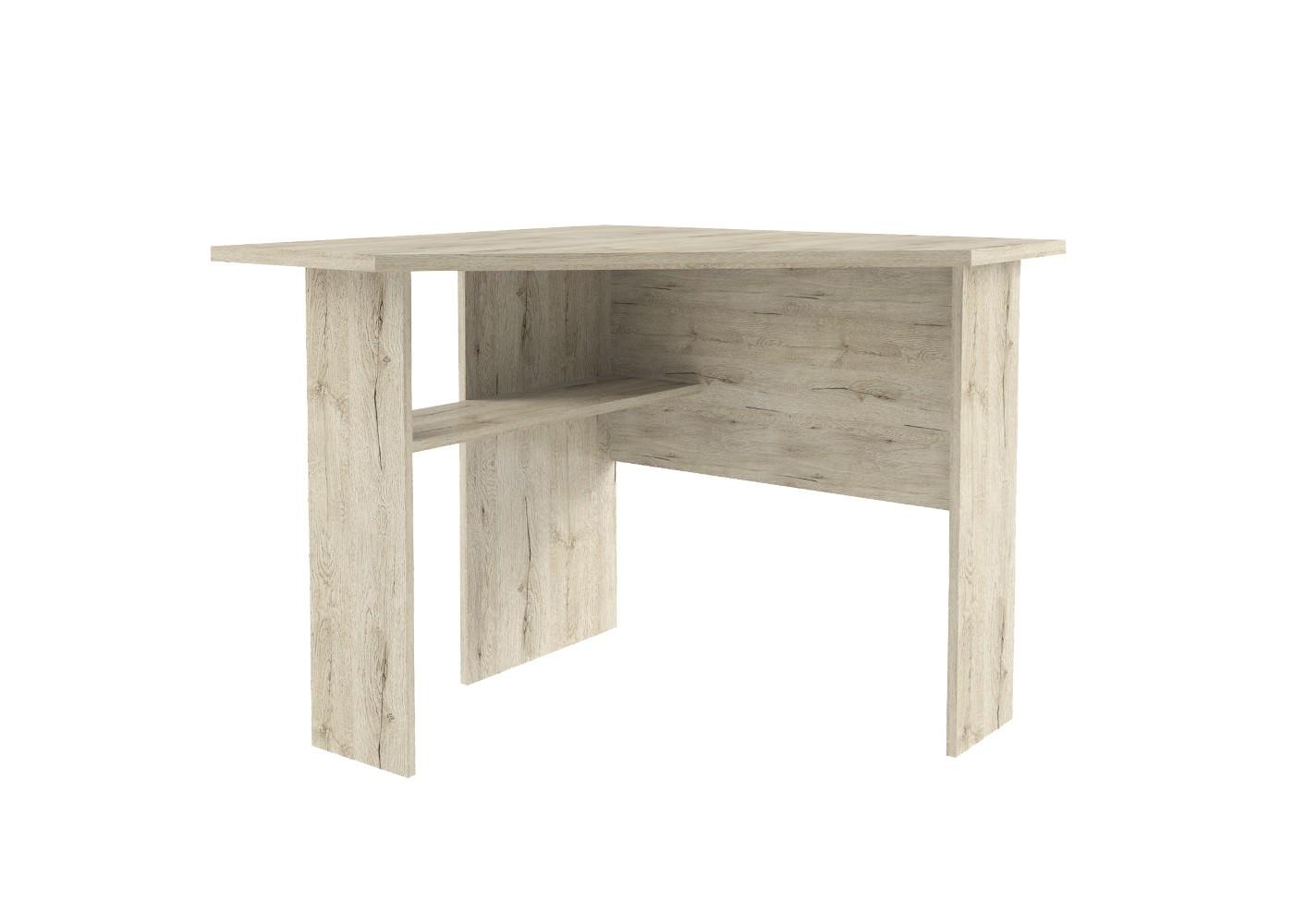 Стол OscarПисьменные столы<br>Коллекция OSCAR напрямую связана с современным европейским дизайном. Использование плиты дуб санремо в стиле кантри в сочетании с современными формами придаст Вашему интерьеру  неповторимый характер и дизайн. Яркое отличие коллекции OSCAR - современный стиль и хорошо продуманный функционал.&amp;amp;nbsp;<br><br>Material: ДСП<br>Width см: 90<br>Depth см: 90<br>Height см: 73.8