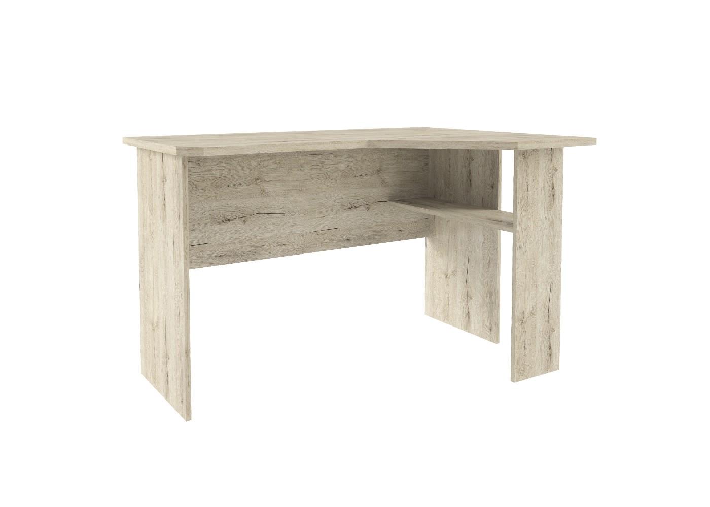 Стол OscarПисьменные столы<br>Коллекция OSCAR напрямую связана с современным европейским дизайном. Использование плиты дуб санремо в стиле кантри в сочетании с современными формами придаст Вашему интерьеру  неповторимый характер и дизайн. Яркое отличие коллекции OSCAR - современный стиль и хорошо продуманный функционал.&amp;amp;nbsp;<br><br>Material: ДСП<br>Ширина см: 120<br>Высота см: 73<br>Глубина см: 85