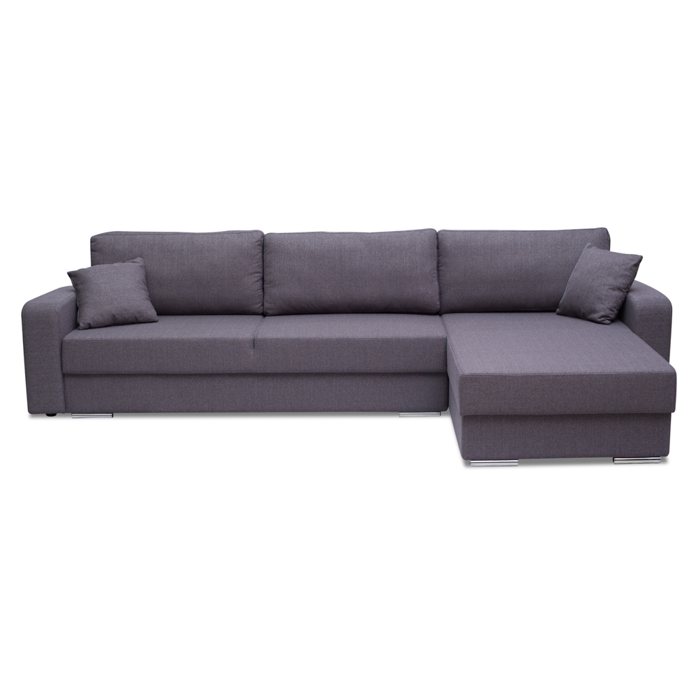 Диван-кровать ЭльдУгловые раскладные диваны<br>Лидер симпатий – это диван Эльд.  Диван с хорошей глубокой посадкой, мягкими подушками спинки и более упругим сидением. Благодаря качественному полиуретановому наполнителю диван Эльд будет дарить здоровый сон и хороший отдых долгие годы. Спальное место получается ровное и широкое. В диванах предусмотрены большие бельевые ящики для хранения, что очень функционально. Угол можно выбрать самому -левый или правый (угол определяется сидя на диване). Каркас (комбинации дерева, фанеры и ЛДСП). Для сидячих подушек используют пену различной плотности, а также перо и силиконовое волокно. Для задних подушек есть пять видов наполнения: пена, измельченая пена, пена высокой эластичности, силиконовые волокно.&amp;amp;nbsp;&amp;lt;div&amp;gt;&amp;lt;br&amp;gt;&amp;lt;/div&amp;gt;&amp;lt;div&amp;gt;Материал обивки:  Enzo (Полиэстер (полиэфир) - 100%).&amp;amp;nbsp;&amp;lt;div&amp;gt;Механизм трансформации - тик-так.&amp;amp;nbsp;&amp;lt;/div&amp;gt;&amp;lt;div&amp;gt;Спальное место - 200*160.&amp;amp;nbsp;&amp;lt;br&amp;gt;&amp;lt;/div&amp;gt;&amp;lt;/div&amp;gt;<br><br>Material: Текстиль<br>Width см: 340<br>Depth см: 177<br>Height см: 86