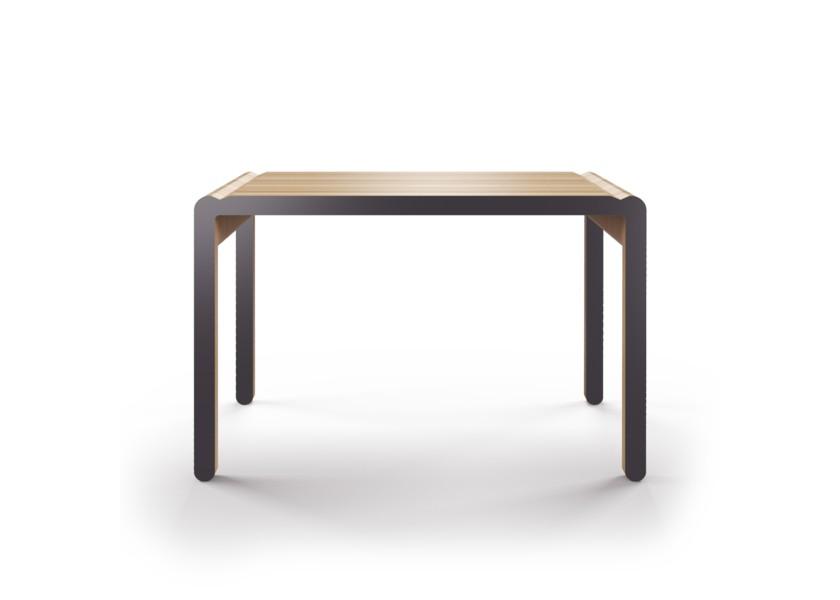 Стол M?nster?s rundaПисьменные столы<br>Скандинавский дизайн с его любовью к простоте и дереву. Окрас элементов стола в графитовый цвет.&amp;amp;nbsp;&amp;lt;div&amp;gt;&amp;lt;br&amp;gt;&amp;lt;/div&amp;gt;&amp;lt;div&amp;gt;Данный стол производится в 5 размерах.&amp;lt;/div&amp;gt;<br><br>Material: Фанера<br>Width см: 180<br>Depth см: 78<br>Height см: 75