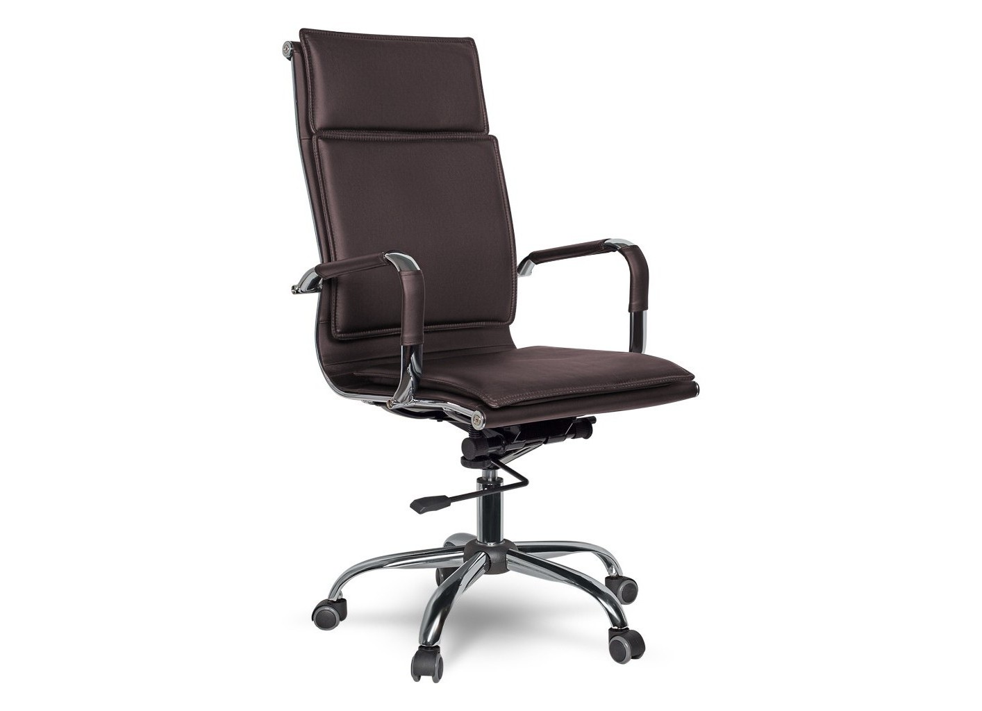Кресло CollegeРабочие кресла<br>&amp;lt;div&amp;gt;Кресло руководителя бизнес-класса&amp;amp;nbsp;&amp;lt;/div&amp;gt;&amp;lt;div&amp;gt;&amp;lt;br&amp;gt;&amp;lt;/div&amp;gt;&amp;lt;div&amp;gt;Конструкция:&amp;amp;nbsp;&amp;lt;/div&amp;gt;&amp;lt;div&amp;gt;Механизм качания с регулировкой под вес и фиксацией в любом положении&amp;amp;nbsp;&amp;lt;/div&amp;gt;&amp;lt;div&amp;gt;Регулировка высоты (газлифт) &amp;amp;nbsp;&amp;lt;/div&amp;gt;&amp;lt;div&amp;gt;Каркас металлический &amp;amp;nbsp;хромированный&amp;amp;nbsp;&amp;lt;/div&amp;gt;&amp;lt;div&amp;gt;Подлокотники &amp;amp;nbsp;хромированные &amp;amp;nbsp;с кожаными накладками&amp;amp;nbsp;&amp;lt;/div&amp;gt;&amp;lt;div&amp;gt;Материал обивки: кожа PU&amp;lt;/div&amp;gt;&amp;lt;div&amp;gt;&amp;lt;br&amp;gt;&amp;lt;/div&amp;gt;&amp;lt;div&amp;gt;Ограничение по весу: 120 кг&amp;lt;/div&amp;gt;<br><br>Material: Кожа<br>Width см: 55<br>Depth см: 60<br>Height см: 114