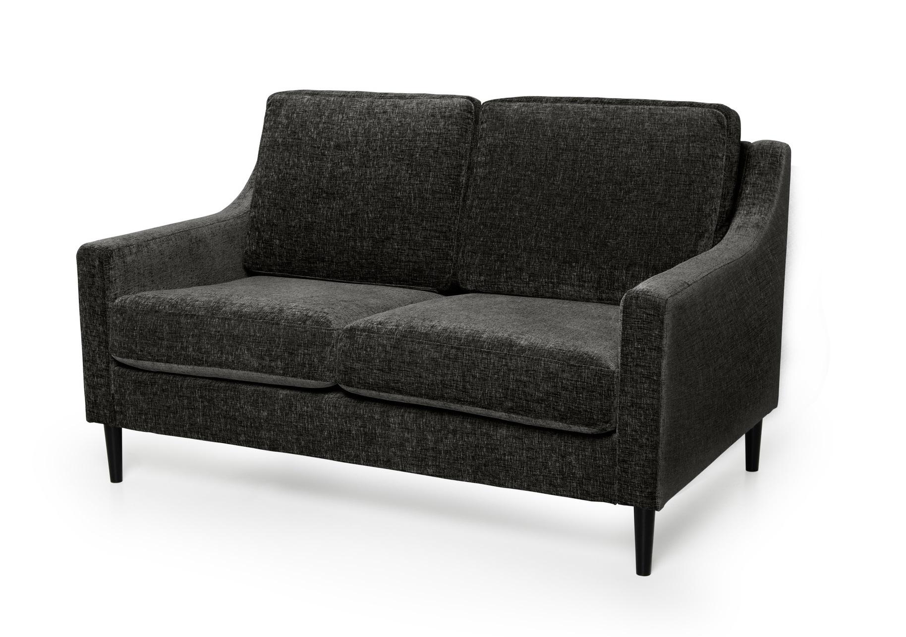 Диван НораДвухместные диваны<br>Диван Нора – грациозный и элегантный диван. Присев на диваны Нора, Вы ощутите упругость и комфорт, который создаётся благодаря эргономичному дизайну.&amp;amp;nbsp;&amp;lt;div&amp;gt;&amp;lt;br&amp;gt;&amp;lt;/div&amp;gt;&amp;lt;div&amp;gt;Не разбирается. Каркас (комбинации дерева, фанеры и ЛДСП).&amp;amp;nbsp;&amp;lt;/div&amp;gt;&amp;lt;div&amp;gt;Для сидячих подушек используют пену различной плотности, а также перо и силиконовое волокно.&amp;amp;nbsp;&amp;lt;/div&amp;gt;&amp;lt;div&amp;gt;Для задних подушек есть пять видов наполнения: пена, измельченая пена, пена высокой эластичности, силиконовые волокно.&amp;amp;nbsp;&amp;lt;/div&amp;gt;&amp;lt;div&amp;gt;Материал обивки: Panama 5 brown (Шенилл. Состав: 85% полиэстер, 15% вискоза).&amp;amp;nbsp;&amp;lt;br&amp;gt;&amp;lt;/div&amp;gt;<br><br>Material: Текстиль<br>Ширина см: 143<br>Высота см: 91<br>Глубина см: 90