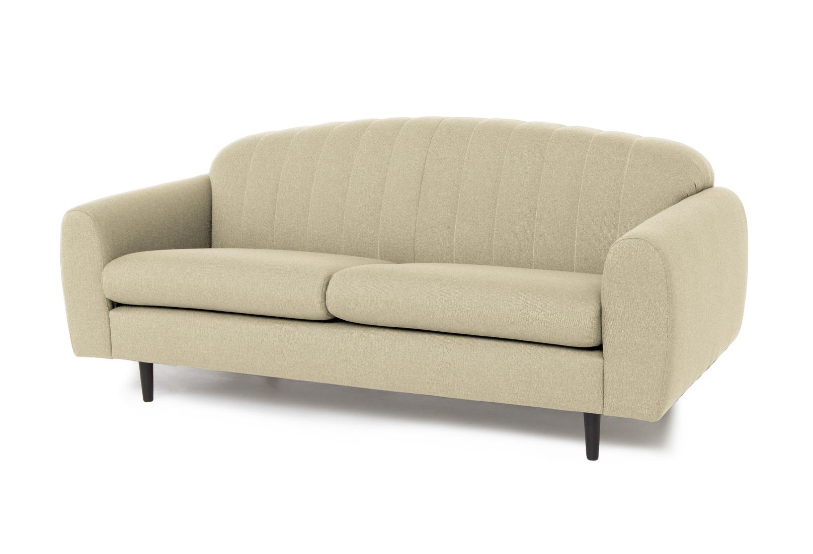 Диван МисенДвухместные диваны<br>Диван Мисен – яркий молодежный диван на высоких деревянных ножках, позволит хорошо отдохнуть.&amp;amp;nbsp;&amp;lt;div&amp;gt;&amp;lt;br&amp;gt;&amp;lt;/div&amp;gt;&amp;lt;div&amp;gt;Не разбирается.&amp;amp;nbsp;&amp;lt;/div&amp;gt;&amp;lt;div&amp;gt;Каркас (комбинации дерева, фанеры и ЛДСП). Для сидячих подушек используют пену различной плотности, а также перо и силиконовое волокно.&amp;amp;nbsp;&amp;lt;/div&amp;gt;&amp;lt;div&amp;gt;Для задних подушек есть пять видов наполнения: пена, измельченая пена, пена высокой эластичности, силиконовые волокно.&amp;amp;nbsp;&amp;lt;/div&amp;gt;&amp;lt;div&amp;gt;Материал обивки:  Lindt 14 latte.&amp;amp;nbsp;&amp;lt;/div&amp;gt;<br><br>Material: Текстиль<br>Ширина см: 190<br>Высота см: 81<br>Глубина см: 93