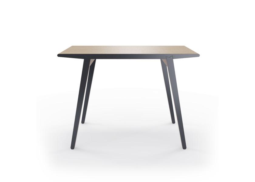 Стол M?nster?sОбеденные столы<br>Стол M?nster?s сочетает в себе формы футуристичных 60-х и естественность скандинавского дизайна. Окрас элементов стола в графитовый цвет.&amp;lt;div&amp;gt;&amp;lt;br&amp;gt;&amp;lt;/div&amp;gt;&amp;lt;div&amp;gt;Данный стол производится в 5 размерах.&amp;lt;/div&amp;gt;<br><br>Material: Фанера<br>Width см: 230<br>Depth см: 78<br>Height см: 75