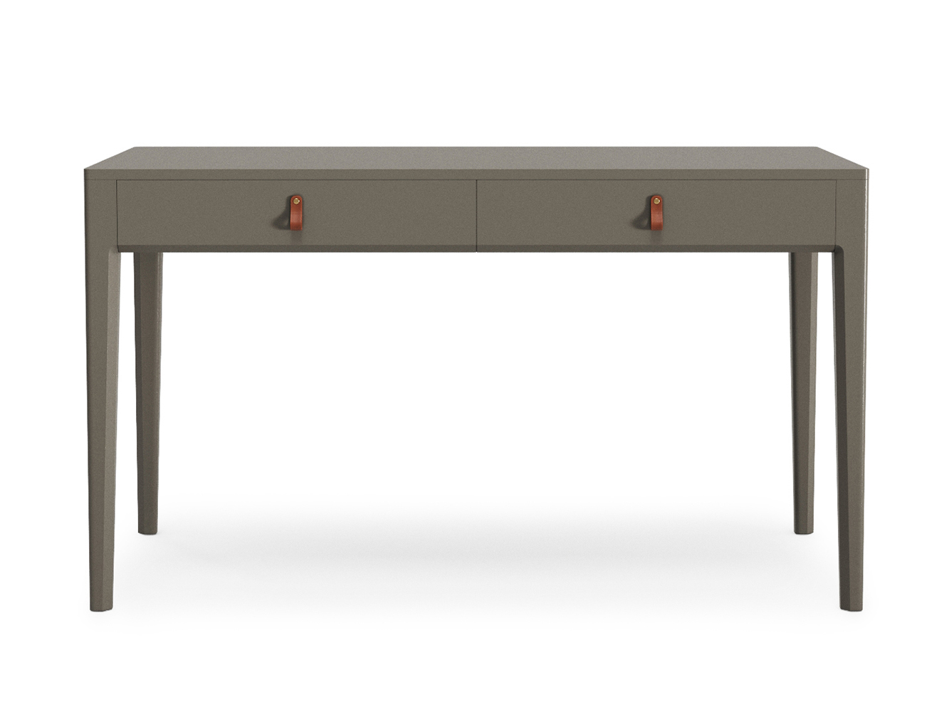 Рабочий стол CASEПисьменные столы<br>Рабочий стол с оптимальными габаритами для домашнего кабинета. Два вместительных ящика организуют дела и канцелярию, а фирменные кожаные ручки The IDEA добавят домашнего уюта.&amp;lt;div&amp;gt;&amp;lt;br&amp;gt;&amp;lt;/div&amp;gt;&amp;lt;div&amp;gt;Материал: Массив дуба, Натуральный шпон дуба, МДФ, Эмаль, ДСП&amp;lt;br&amp;gt;&amp;lt;/div&amp;gt;<br><br>Material: Дерево<br>Ширина см: 140<br>Высота см: 76<br>Глубина см: 70